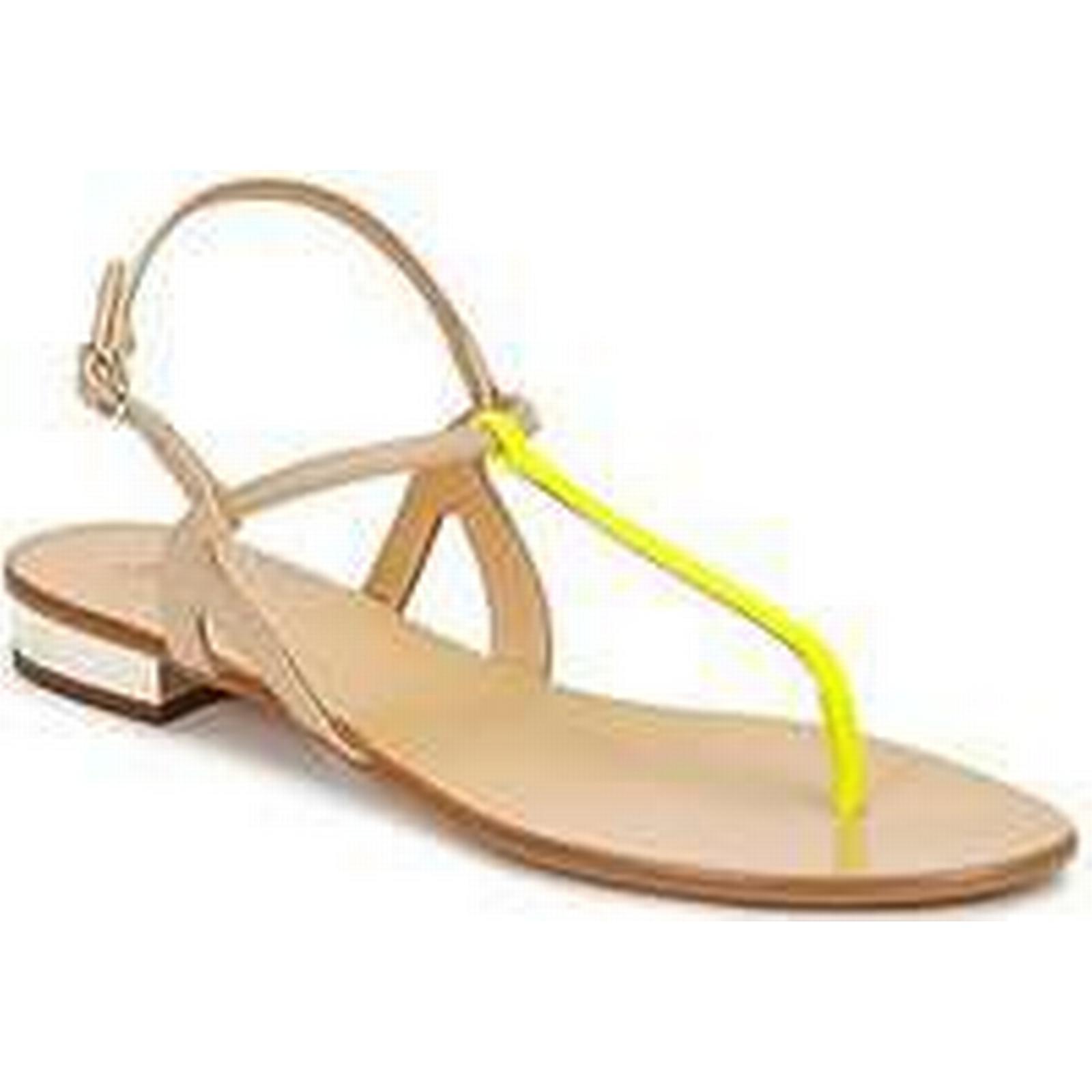 Spartoo.co.uk JFK Yellow - women's Sandals in Yellow JFK 810757