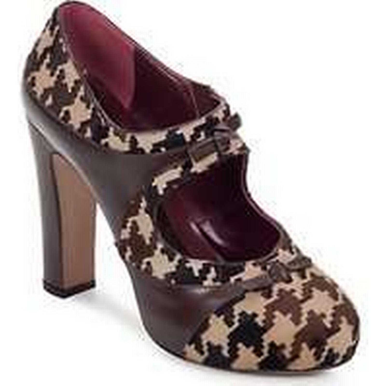 spartoo.co.uk antonio marras alina femmes & #  27; 27; 27; s cour chaussures Marron  f24956
