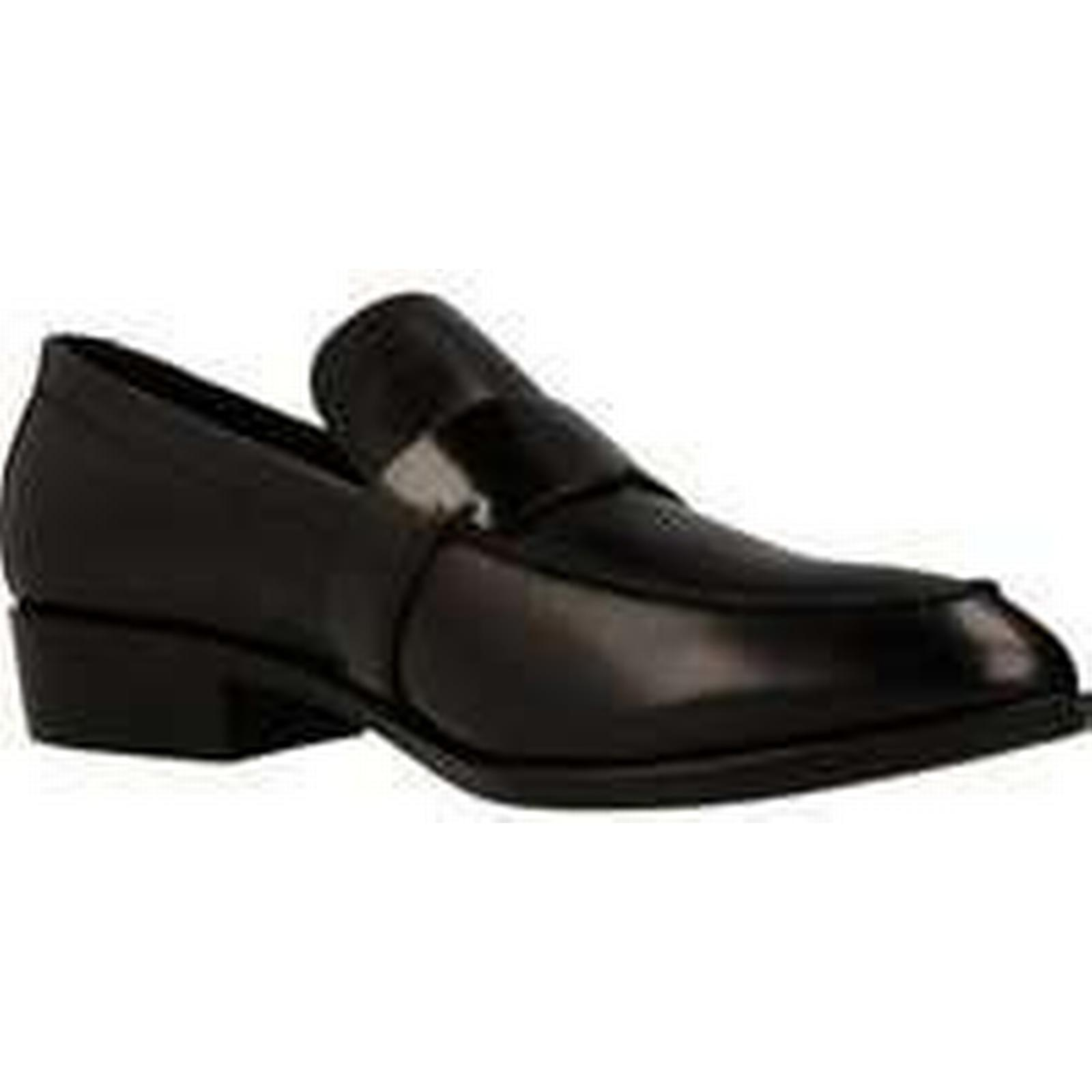 Spartoo.co.uk Geox D LOVER women's Loafers Black / Casual Shoes in Black Loafers 1b4d97