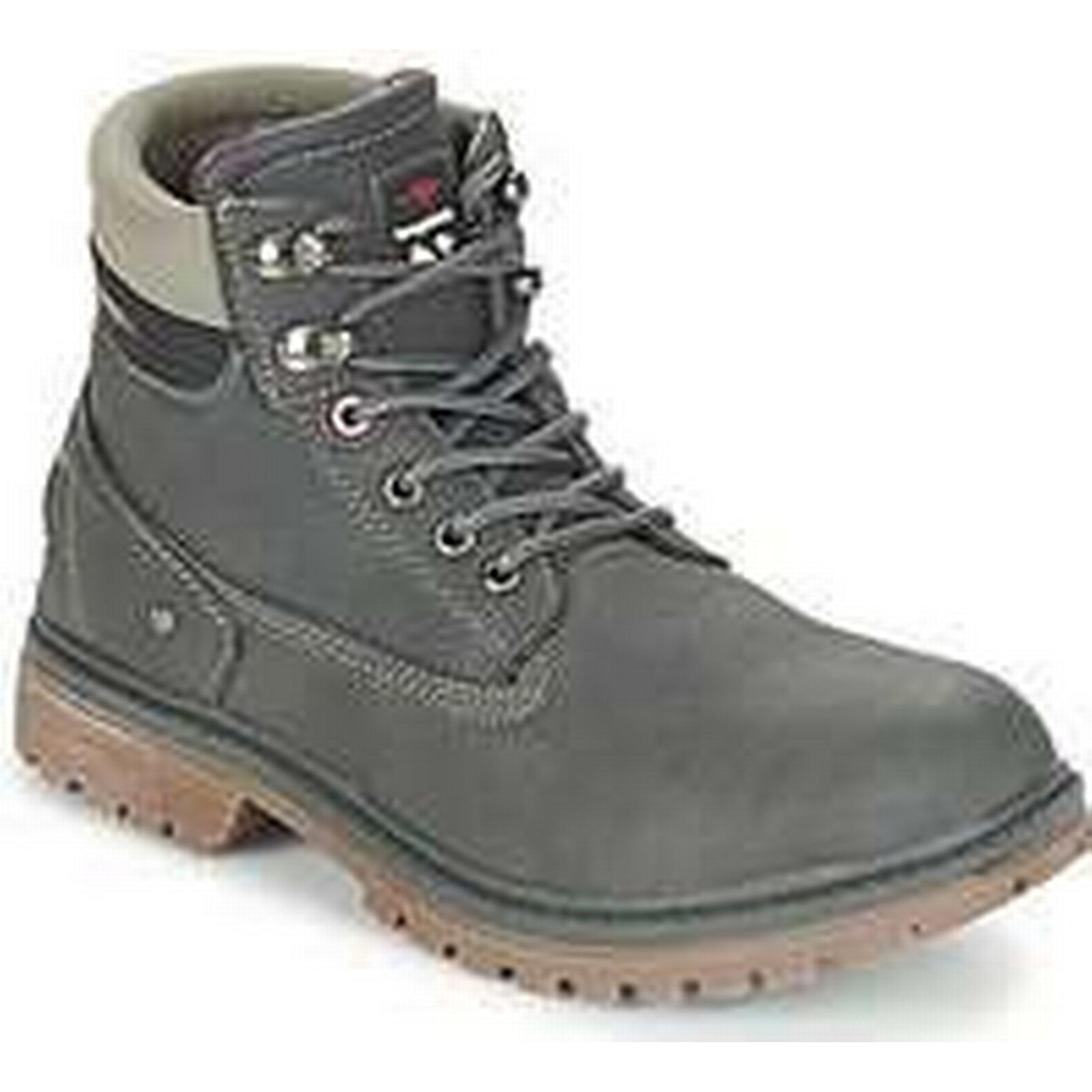 Spartoo.co.uk Kangaroos KangaOutboots 2034 women's Grey Mid Boots in Grey women's e795eb