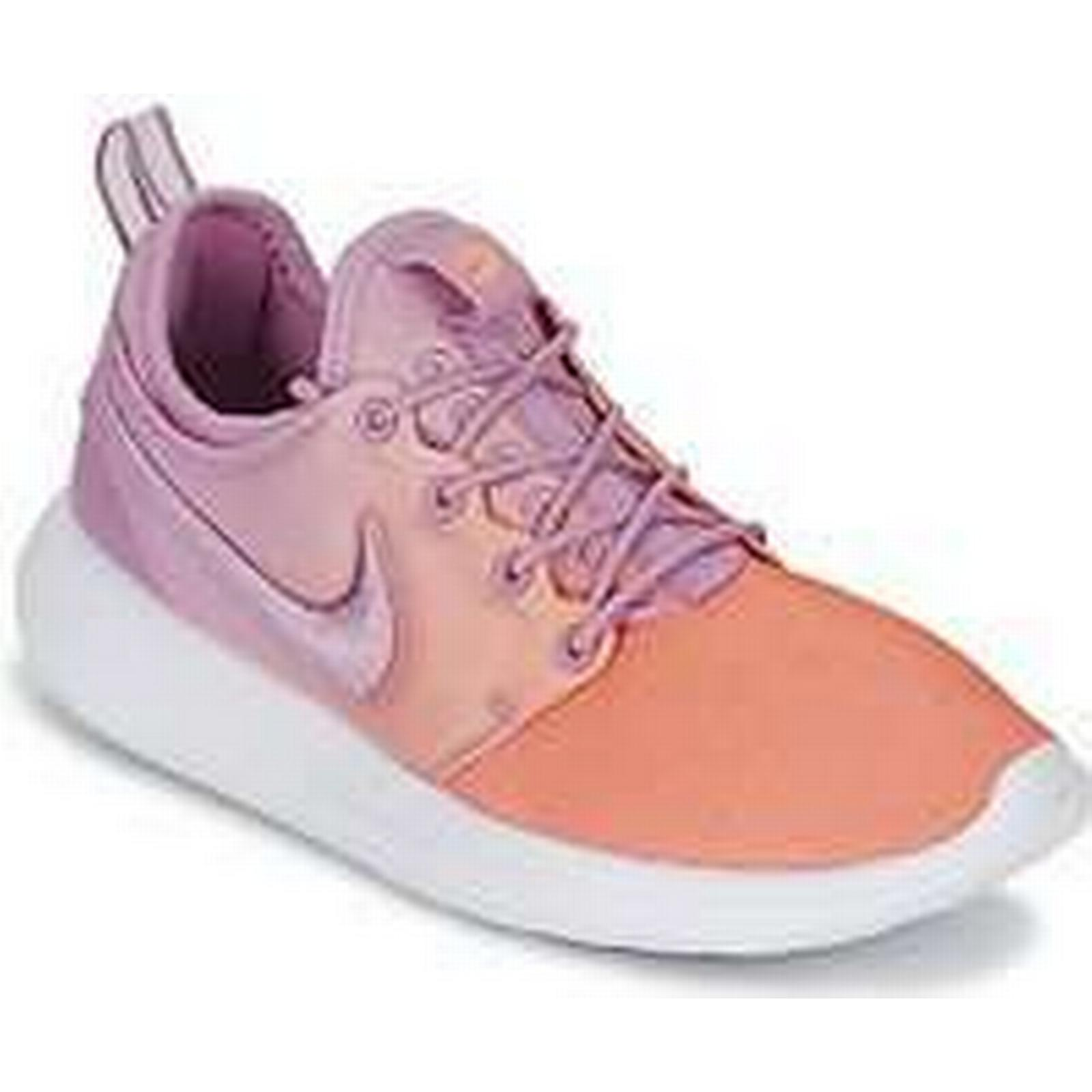 Spartoo.co.uk Nike ROSHE TWO in BR W women's Shoes (Trainers) in TWO Purple 0124c2