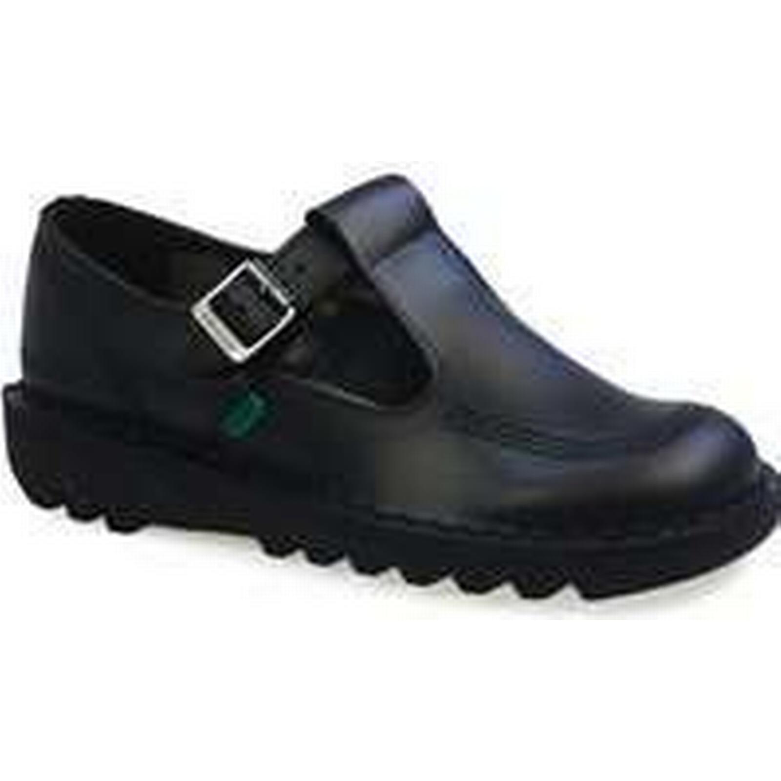 Spartoo.co.uk Kickers Kick lo Aztec W / Black women's Shoes (Pumps / W Ballerinas) in Black b21409