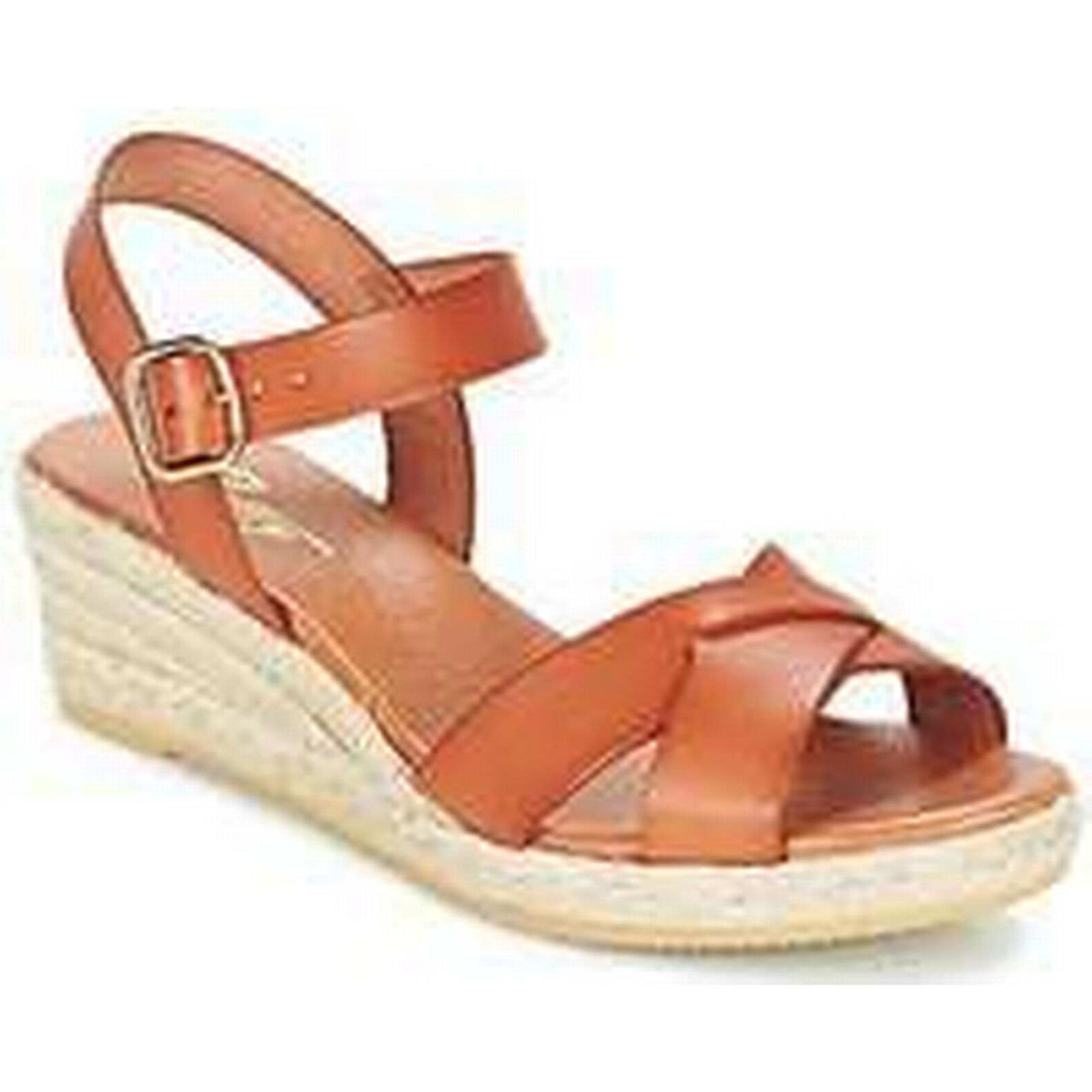 Spartoo.co.uk Betty in London GIORGIA women's Sandals in Betty Brown d2ed3a