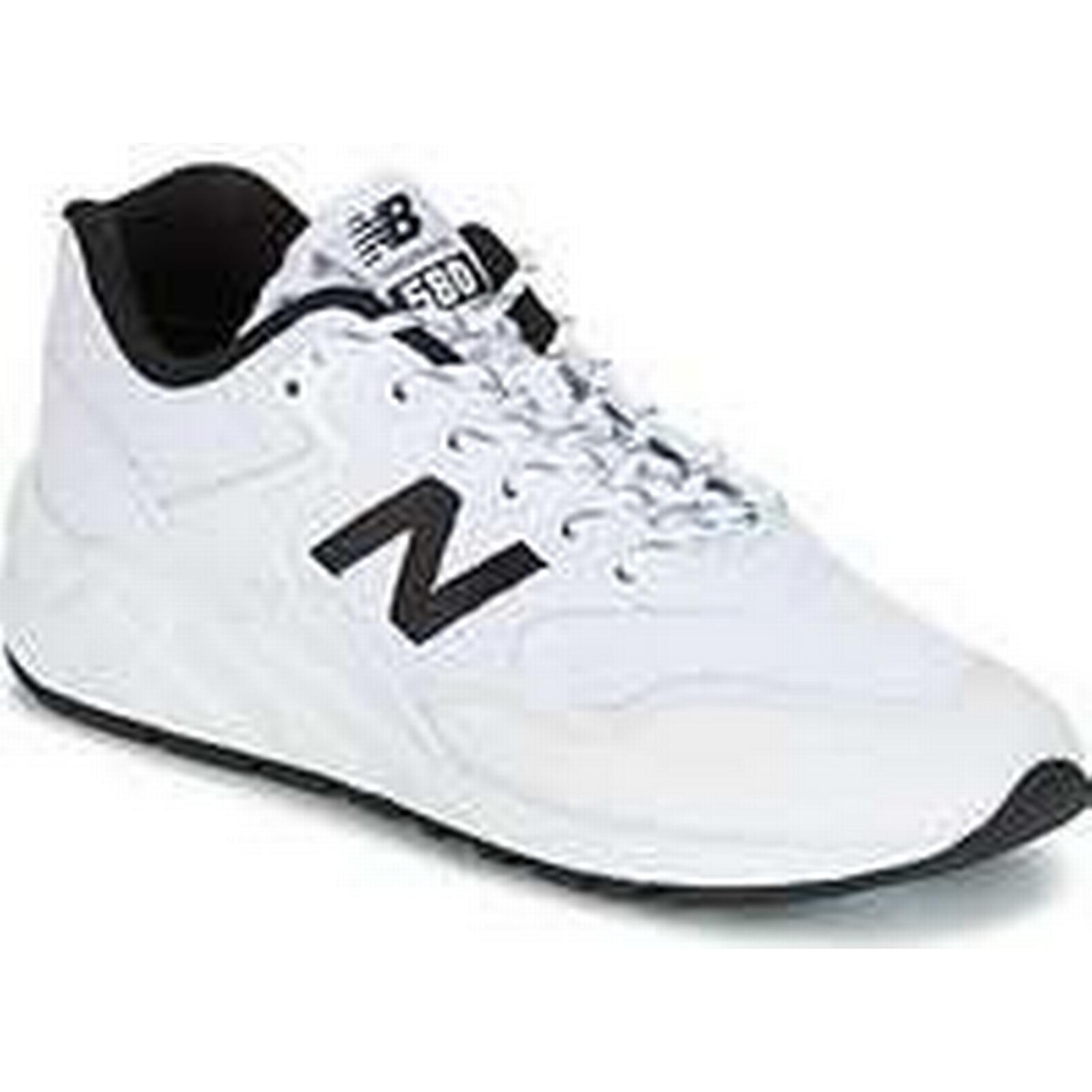 Spartoo.co.uk New Balance MRT580 in men's Shoes (Trainers) in MRT580 White d2166b
