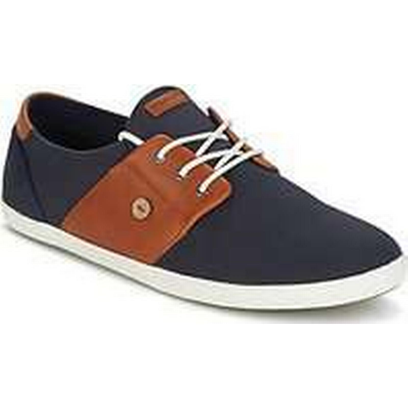Spartoo.co.uk Faguo CYPRESS men's Shoes Blue (Trainers) in Blue Shoes 9843a0