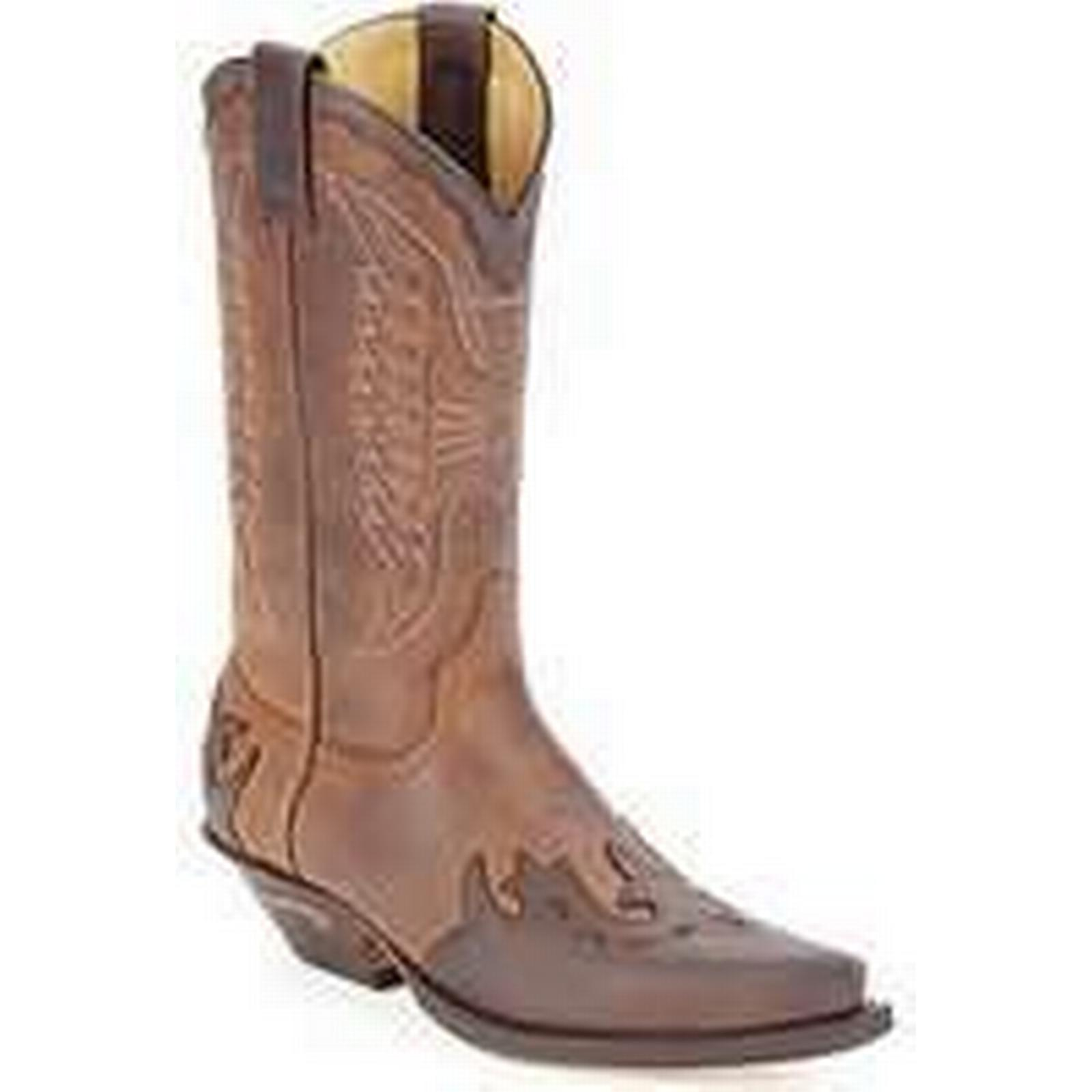Spartoo.co.uk Sendra High boots DAVIS men's High Sendra Boots in Brown 9f3255