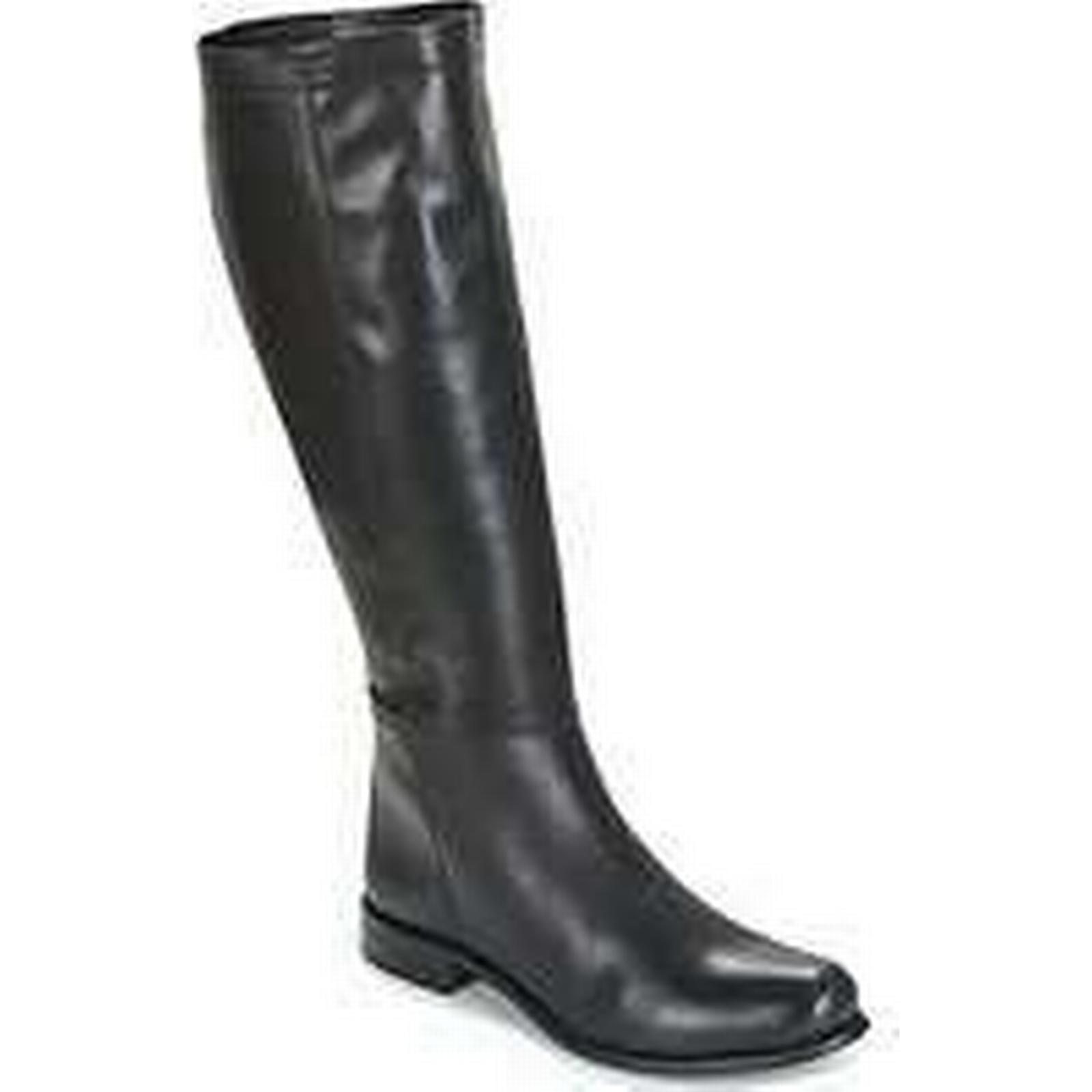 Spartoo.co.uk Betty High London HALARI women's High Betty Boots in Black 9e53f5