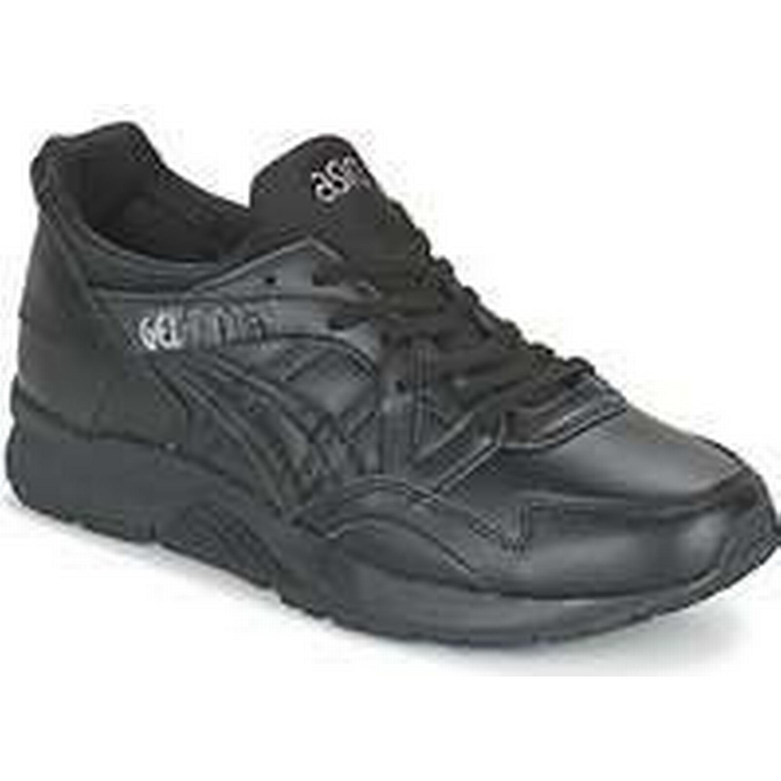 Spartoo.co.uk Asics Shoes GEL-LYTE V women's Shoes Asics (Trainers) in Black 4f5c09