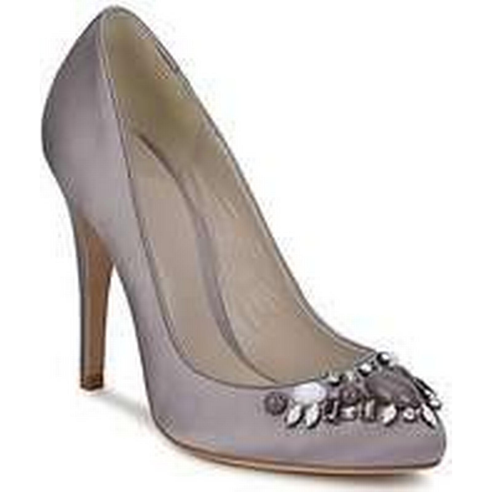 Spartoo.co.uk Bourne KITTY Shoes women's Court Shoes KITTY in Grey 66981d