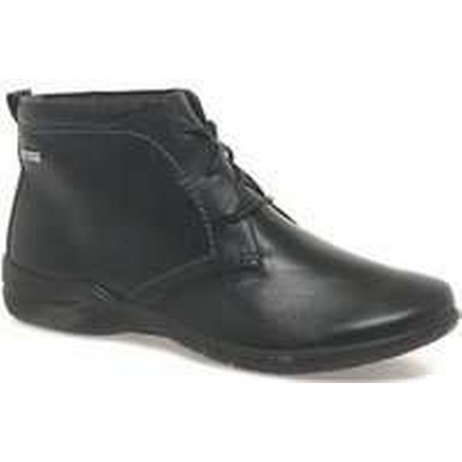 Spartoo.co.uk Josef Mid Seibel Fabienne Womens Ankle Boots women's Mid Josef Boots in Black 1c486a