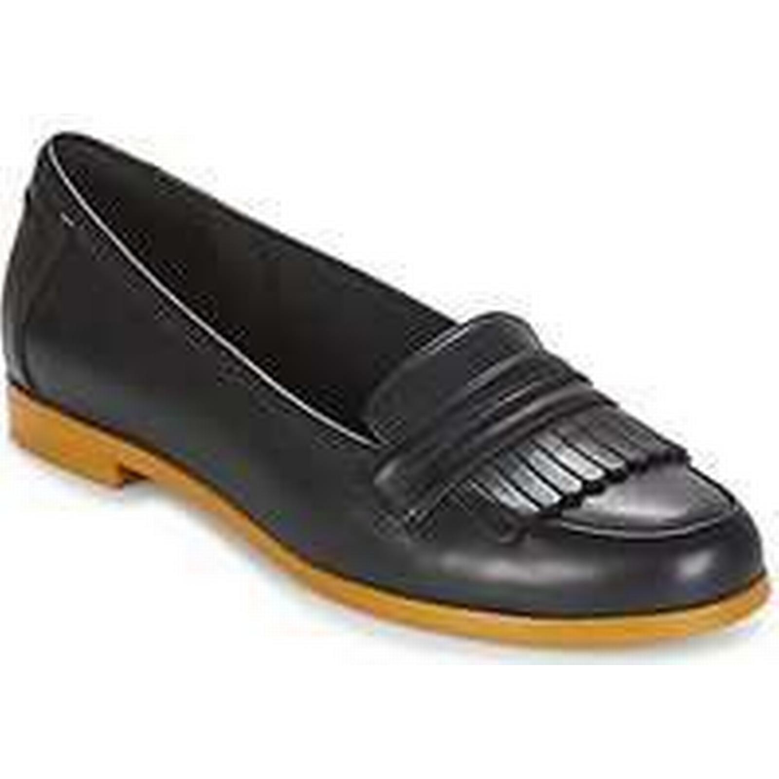 Spartoo.co.uk Clarks ANDORA CRUSH women's in Shoes (Pumps / Ballerinas) in women's Black ce3bf2