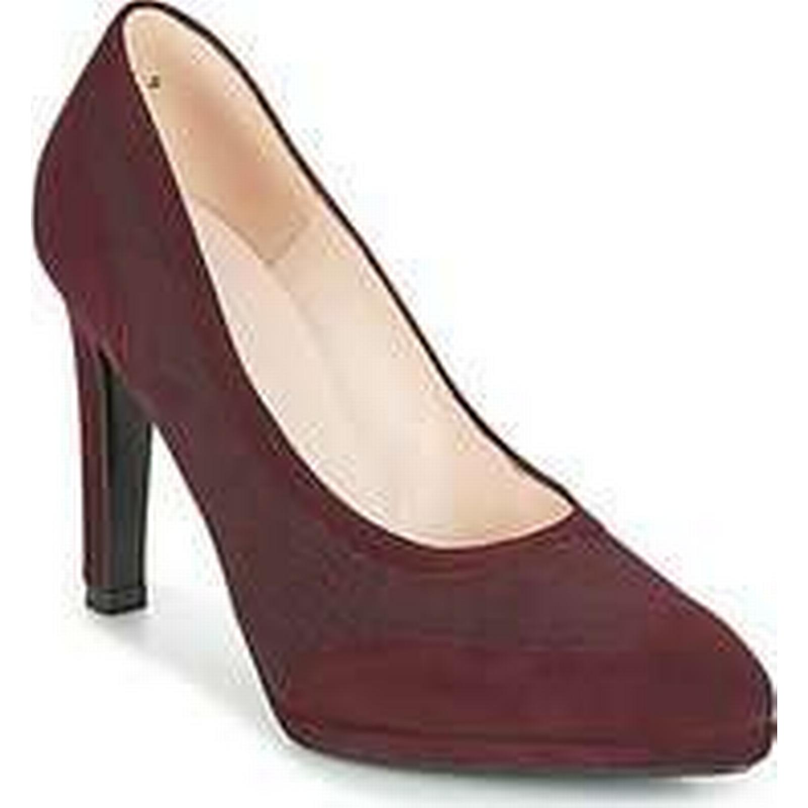 Spartoo.co.uk Peter Court Kaiser HERNA women's Court Peter Shoes in Red 27cd0e