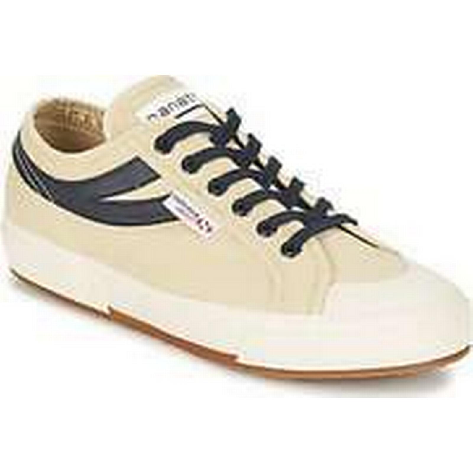 Spartoo.co.uk men's Superga 2750 COTU PANATTA men's Spartoo.co.uk Shoes (Trainers) in Beige f7d1c4