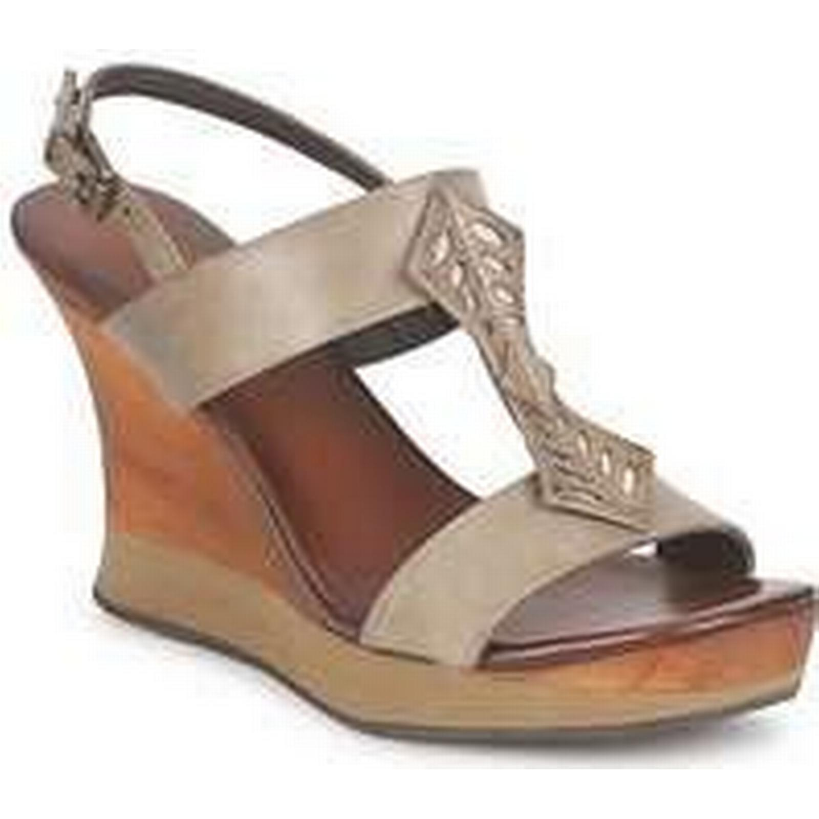 Spartoo.co.uk Audley in VELIA SERPI women's Sandals in Audley Brown 6cfae4