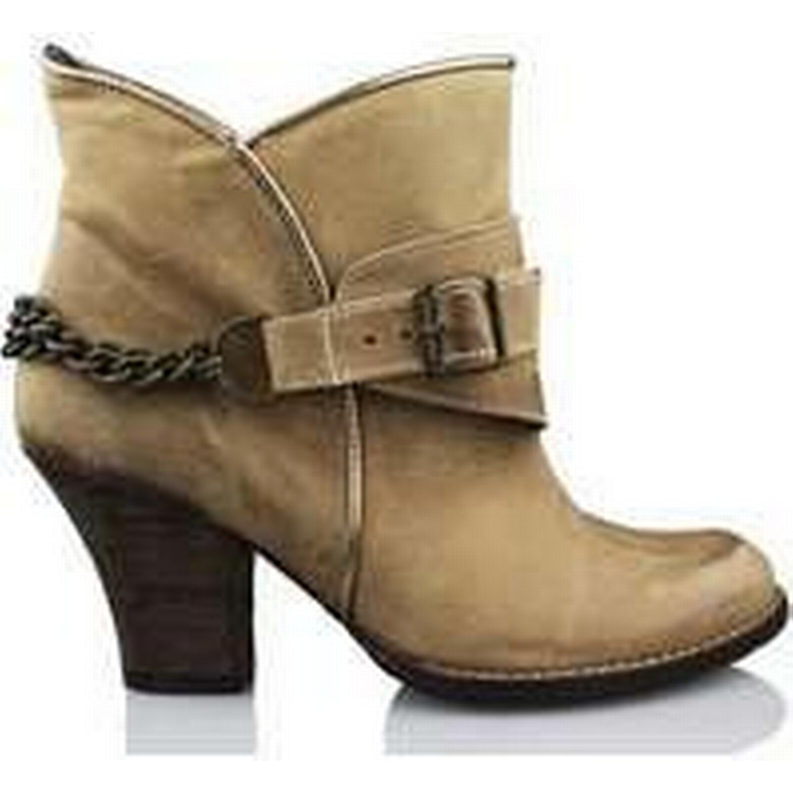 Spartoo.co.uk Vienty Boots ESPUELAS-MOSCU women's Low Ankle Boots Vienty in Brown 958e08