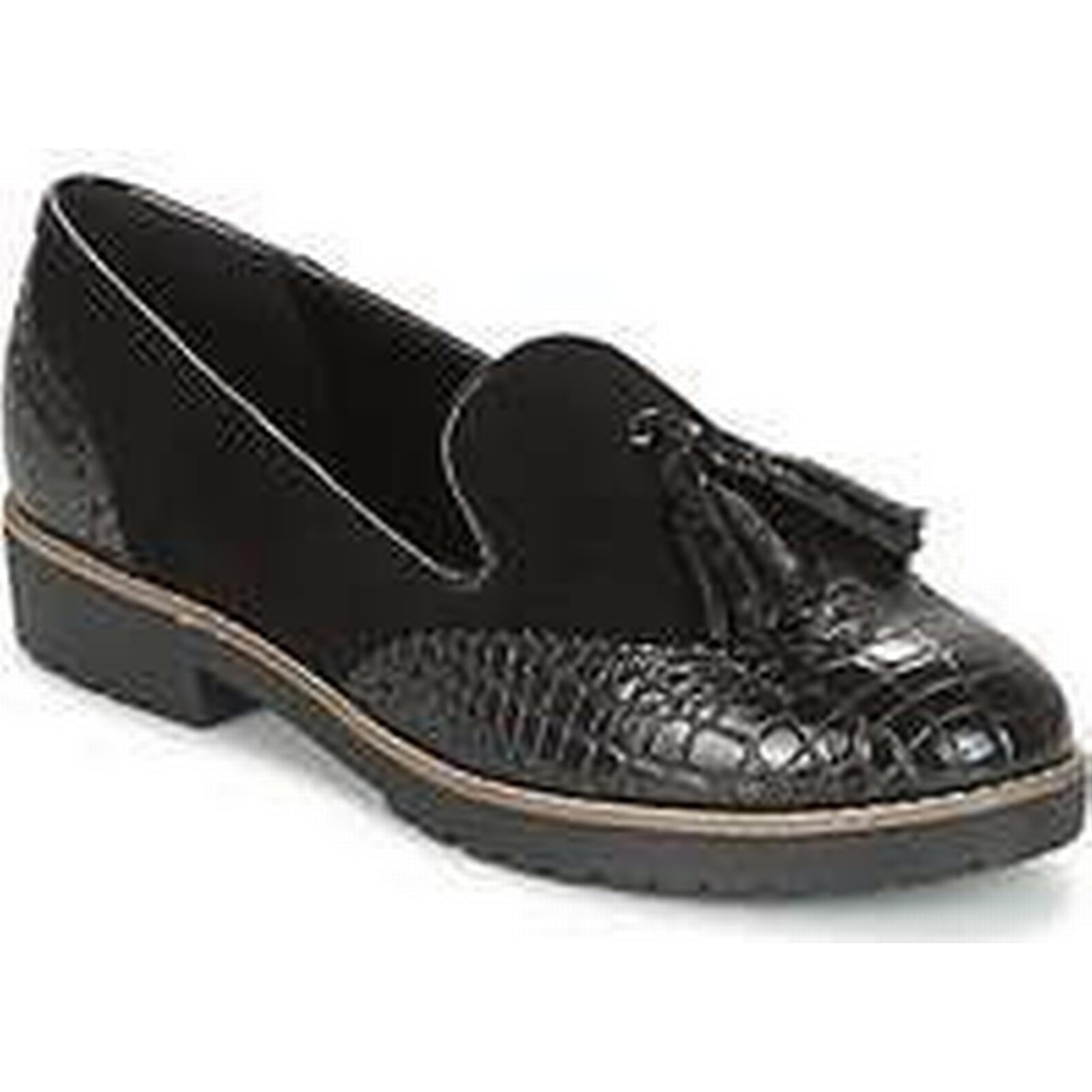 Spartoo.co.uk Dune Gilmore women's Shoes Black (Pumps / Ballerinas) in Black Shoes 5cd5d9