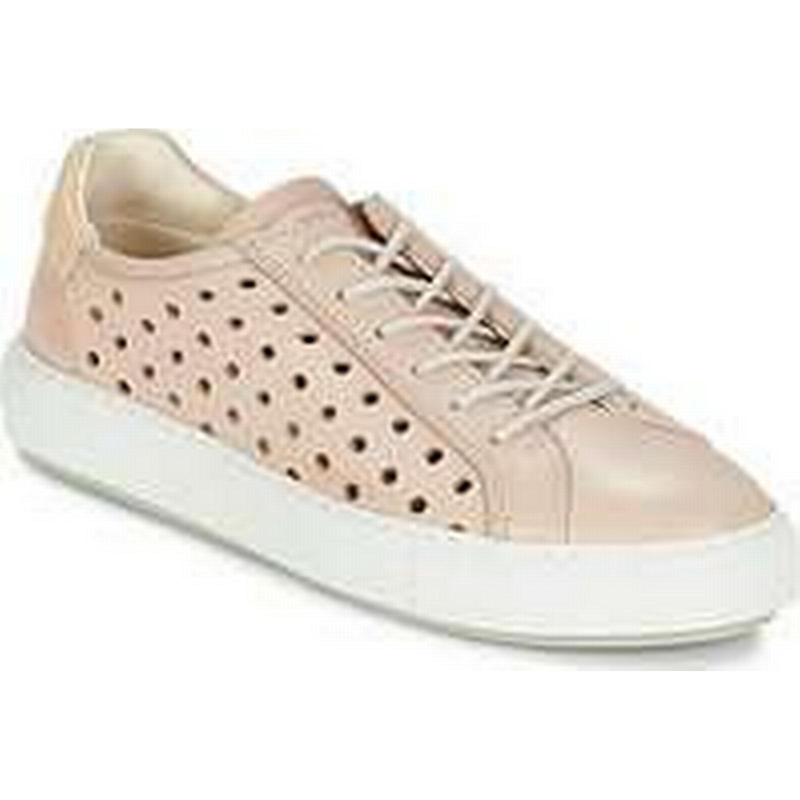 Spartoo.co.uk Marc O'Polo in ODETTAR women's Shoes (Trainers) in O'Polo Pink 16d678