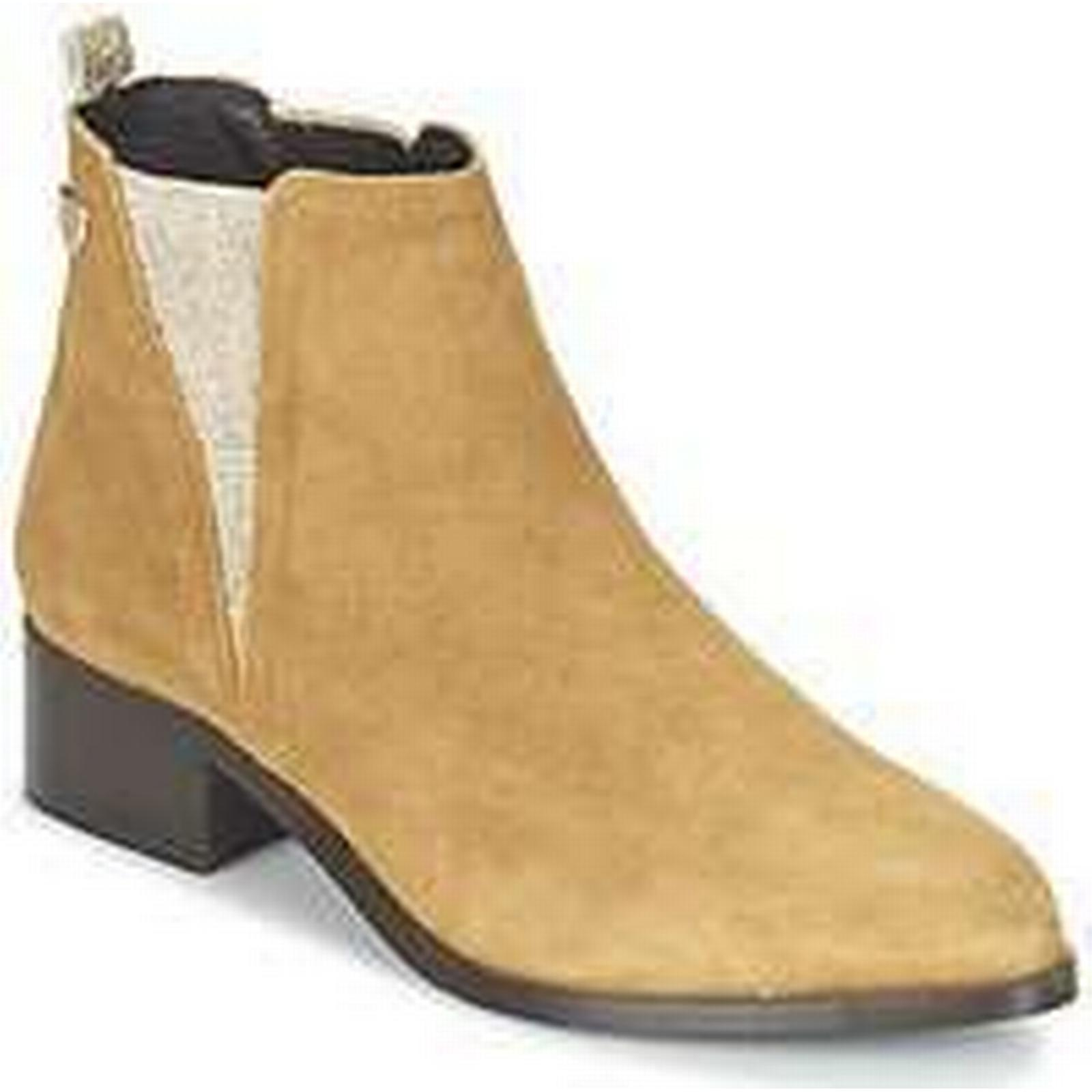 Spartoo.co.uk Lollipops YTIAG TIAG in BOOTS women's Mid Boots in TIAG Brown 2e220d