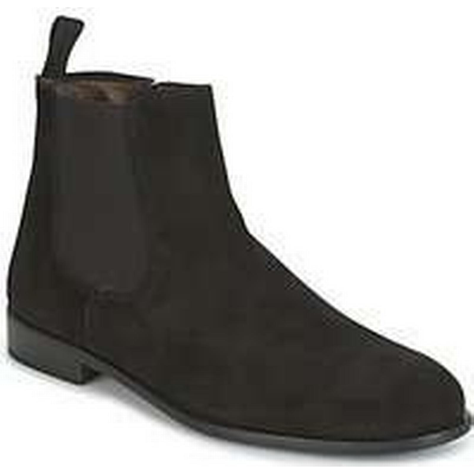 Spartoo.co.uk So Size HUPA men's Black Mid Boots in Black men's 353e15