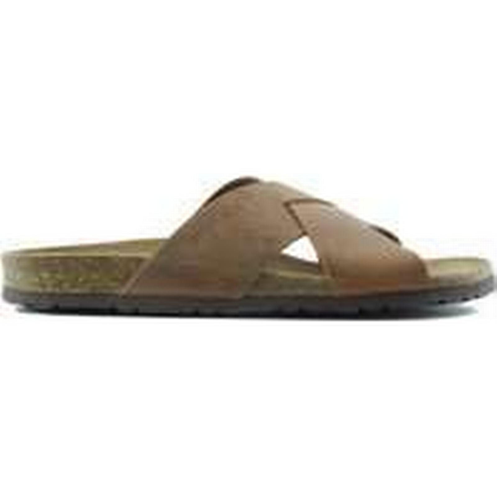 Spartoo.co.uk Interbios S Shoes AQUILES 9509 men's Mules / Casual Shoes S in Brown 8e4623