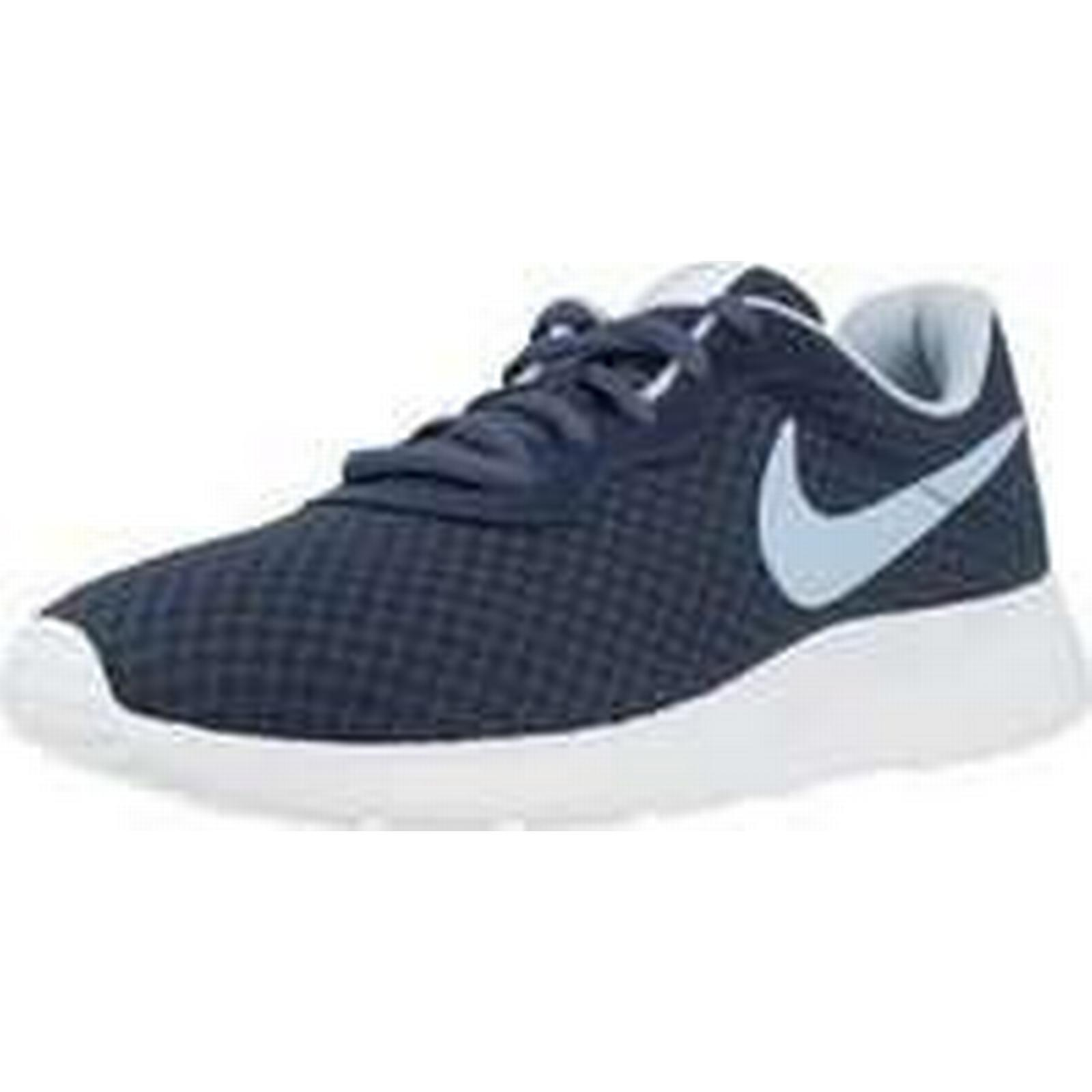 Spartoo.co.uk Nike WMNS TANJUN in women's Shoes (Trainers) in TANJUN Blue 1c5f29