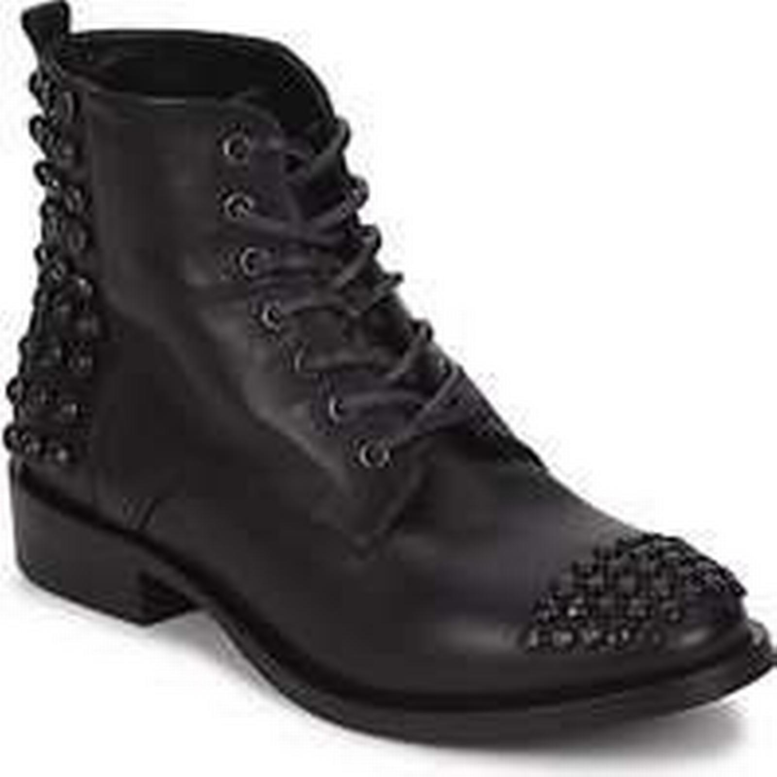 Spartoo.co.uk Strategia Mid LORDINO women's Mid Strategia Boots in Black a6c837