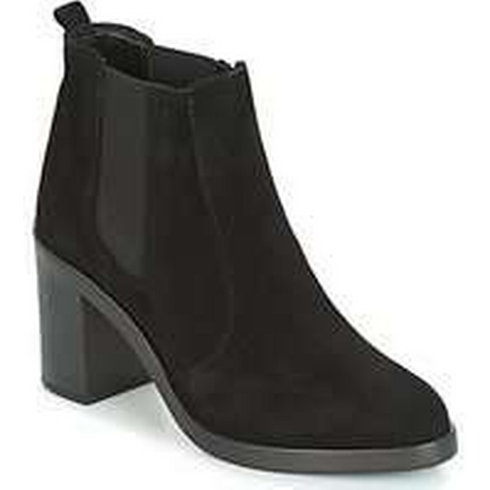 Spartoo.co.uk KG by Boots Kurt Geiger SICILY-BLACK women's Low Ankle Boots by in Black 46e511