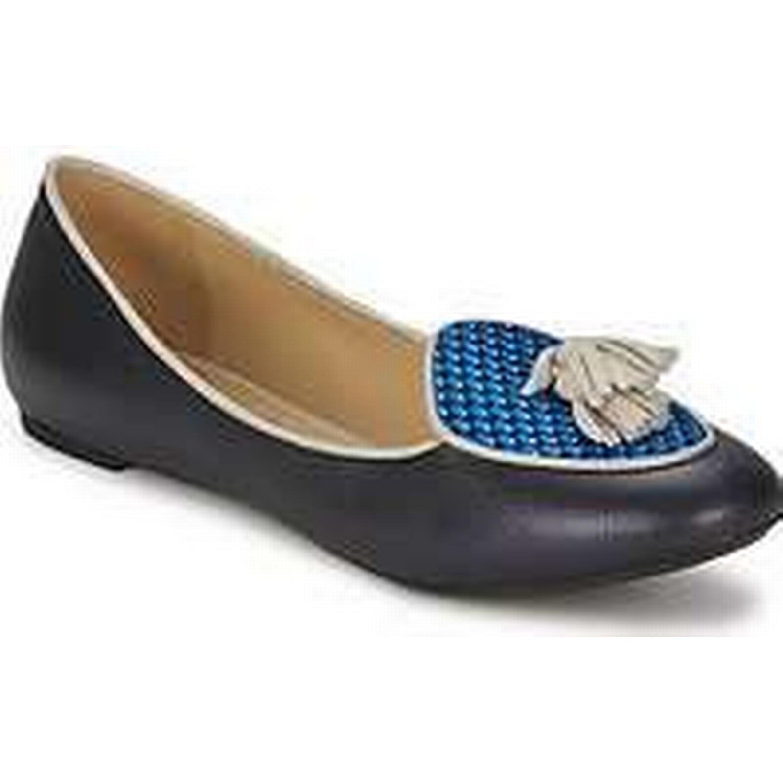 Spartoo.co.uk Etro 3922 women's Shoes Blue (Pumps / Ballerinas) in Blue Shoes 754b9c