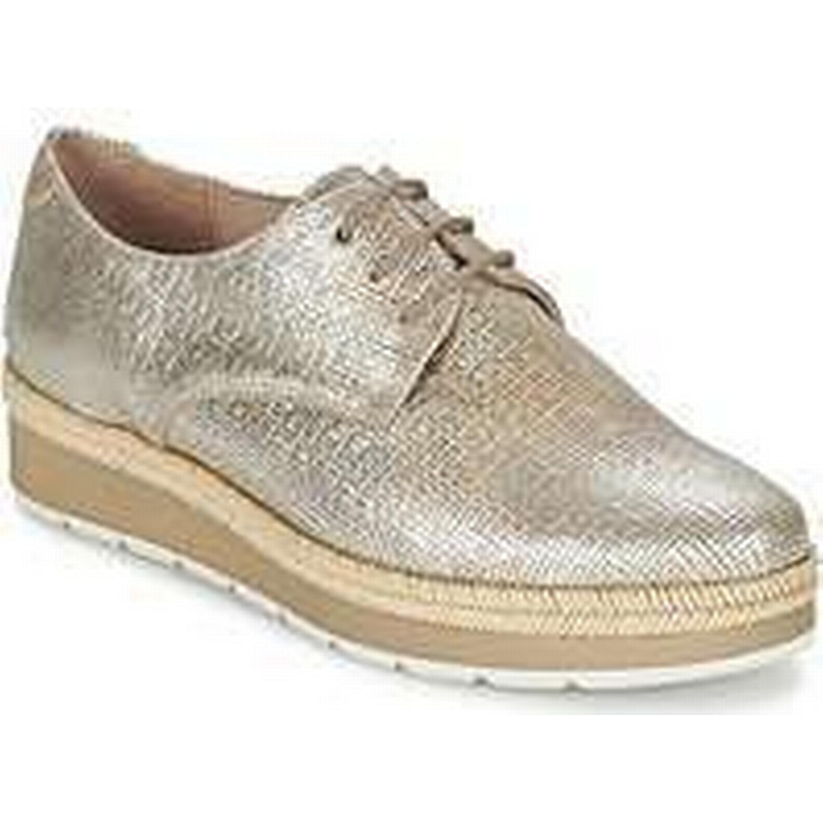 Spartoo.co.uk Hispanitas DATURAL (Trainers) women's Shoes (Trainers) DATURAL in Beige 0c5bdf