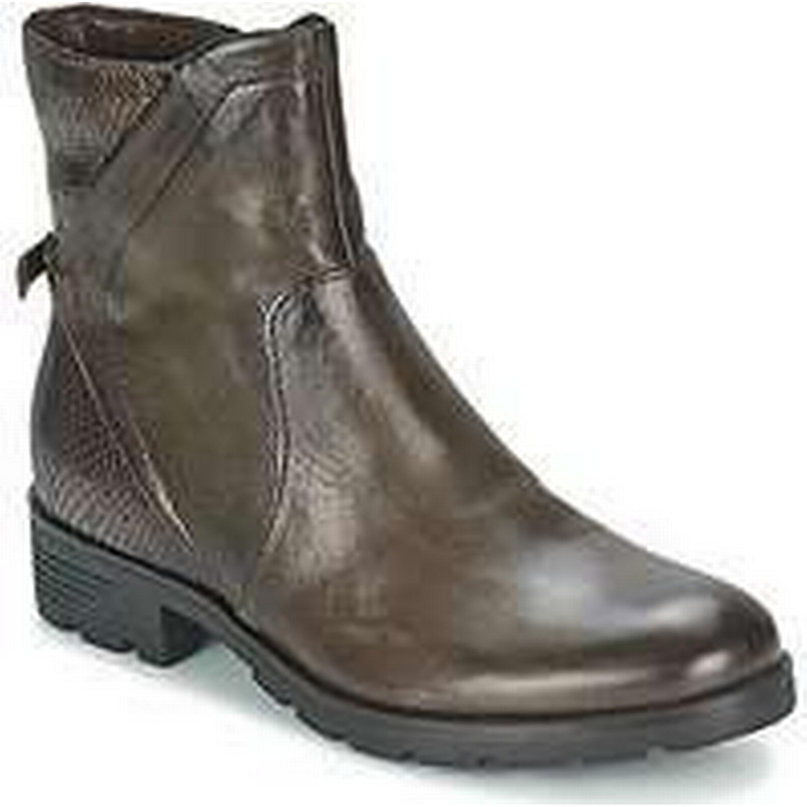 Spartoo.co.uk Mjus Mid CAZIN women's Mid Mjus Boots in Brown 384173