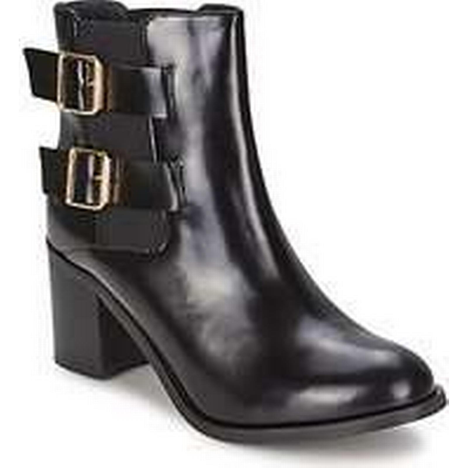 Spartoo.co.uk Jonak RAYA in women's Low Ankle Boots in RAYA Black a51ec0