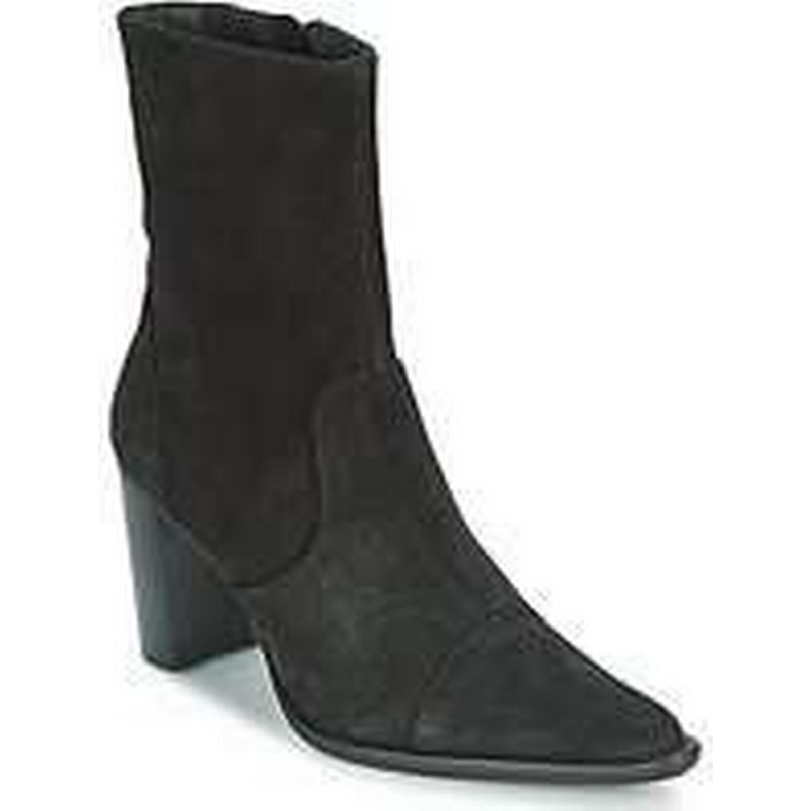 Spartoo.co.uk Betty Ankle London IDA women's Low Ankle Betty Boots in Black b18375
