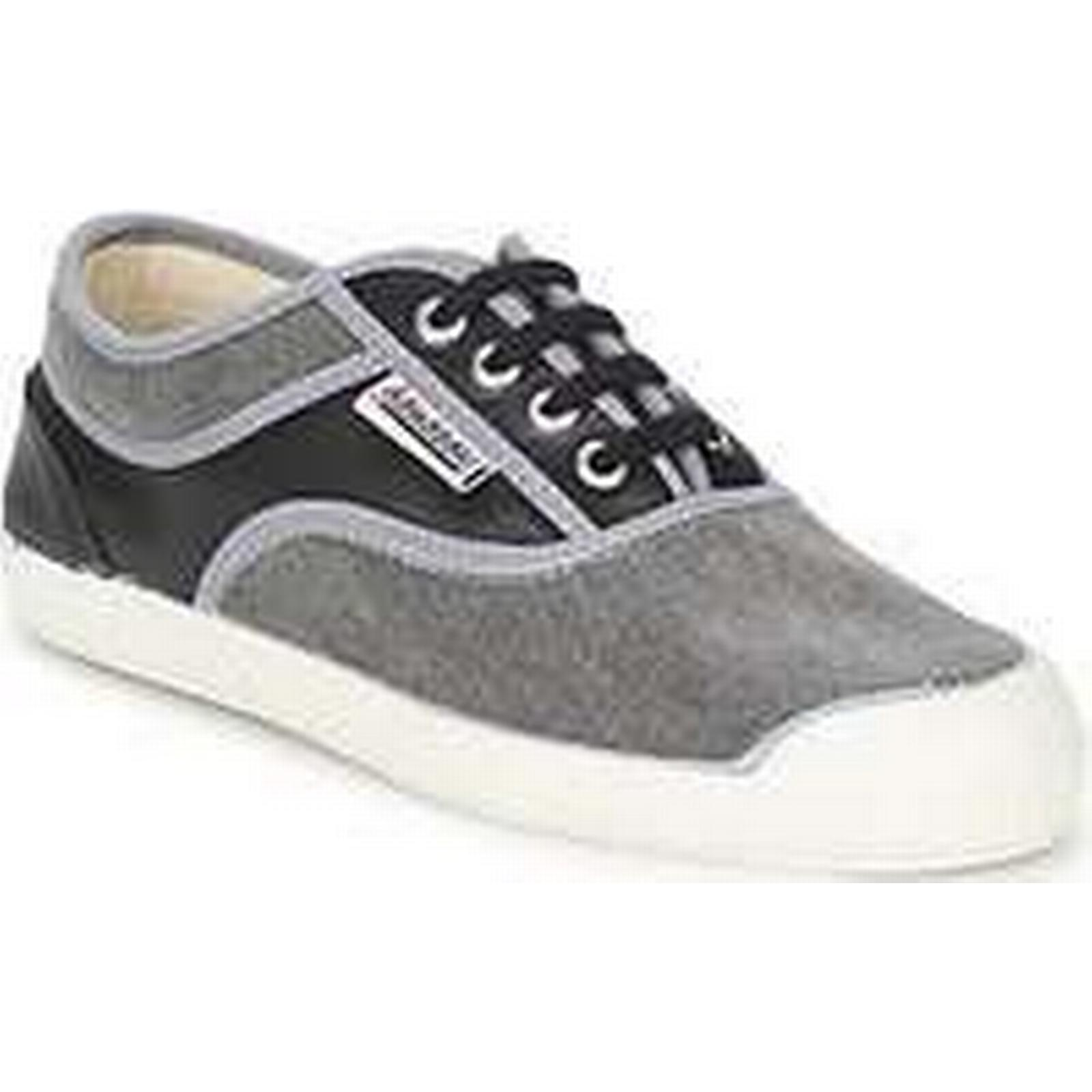 Spartoo.co.uk Kawasaki VINTAGE in H/S women's Shoes (Trainers) in VINTAGE Grey 89a39d