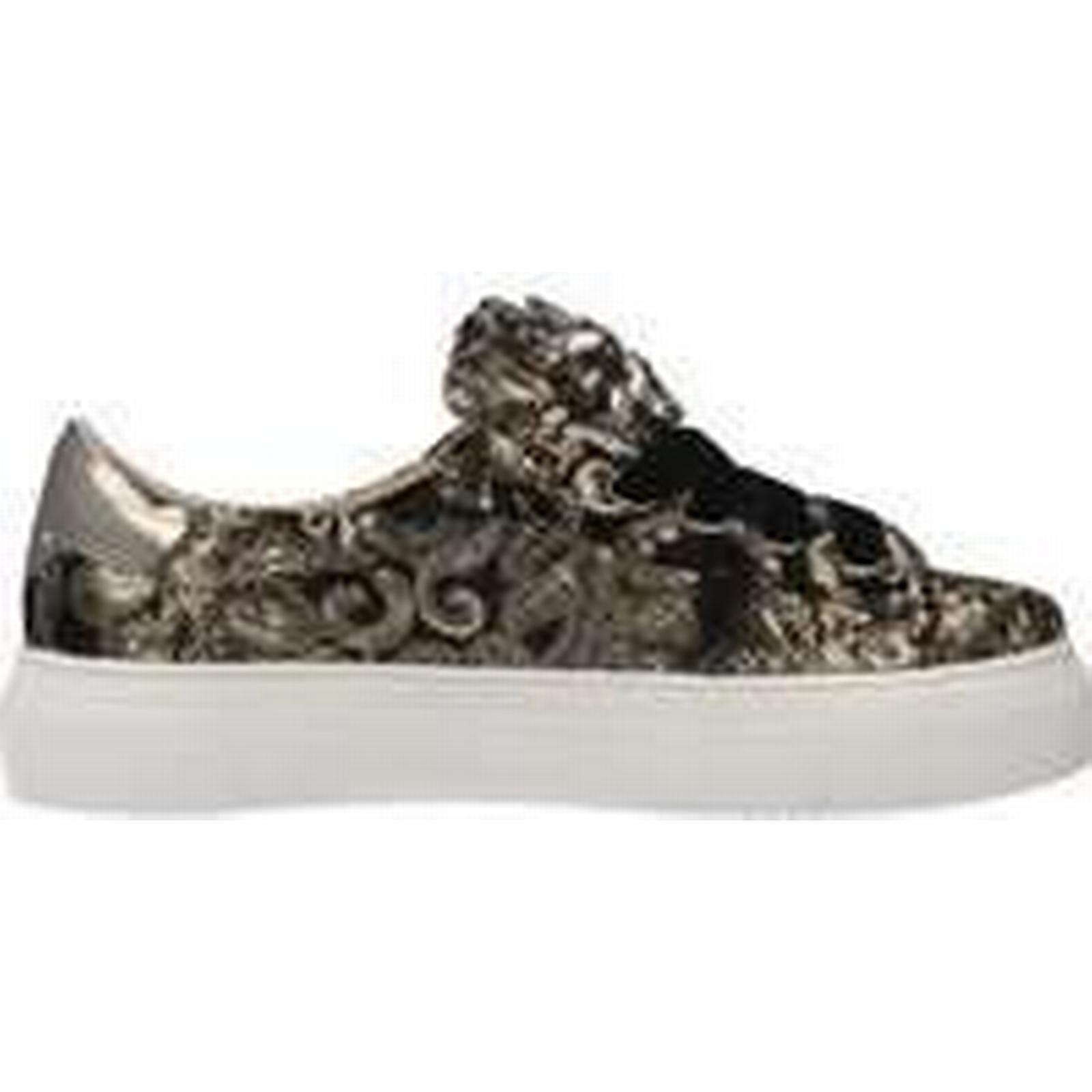 Spartoo.co.uk Alma En (Trainers) Pena ASTRO women's Shoes (Trainers) En in Black c80dac