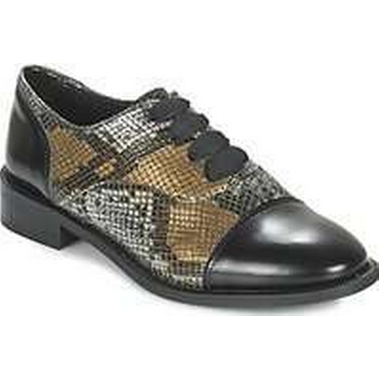Spartoo.co.uk Lollipops YTON DERBY in women's Casual Shoes in DERBY Beige 0b6110