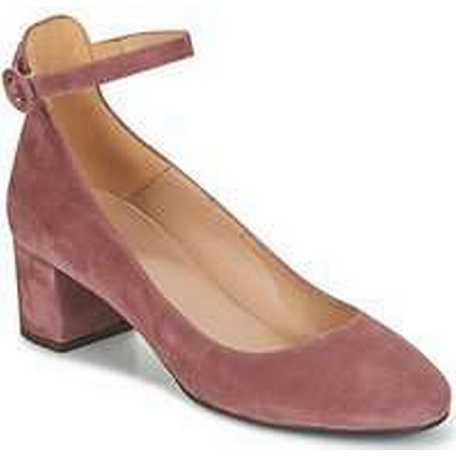 Spartoo.co.uk Betty Court London HARALD women's Court Betty Shoes in Pink 78b0dd