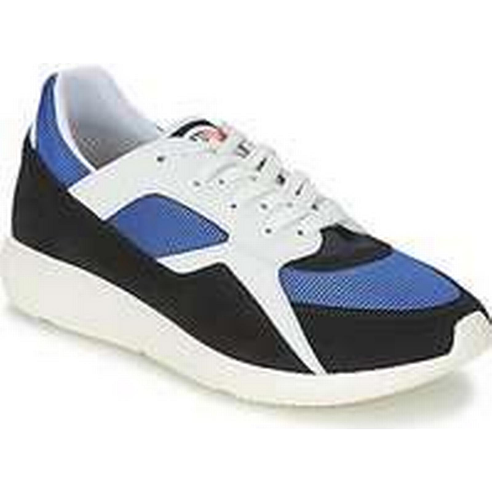 Spartoo.co.uk Bikkembergs Shoes SPEED 406 men's Shoes Bikkembergs (Trainers) in Multicolour 917a57