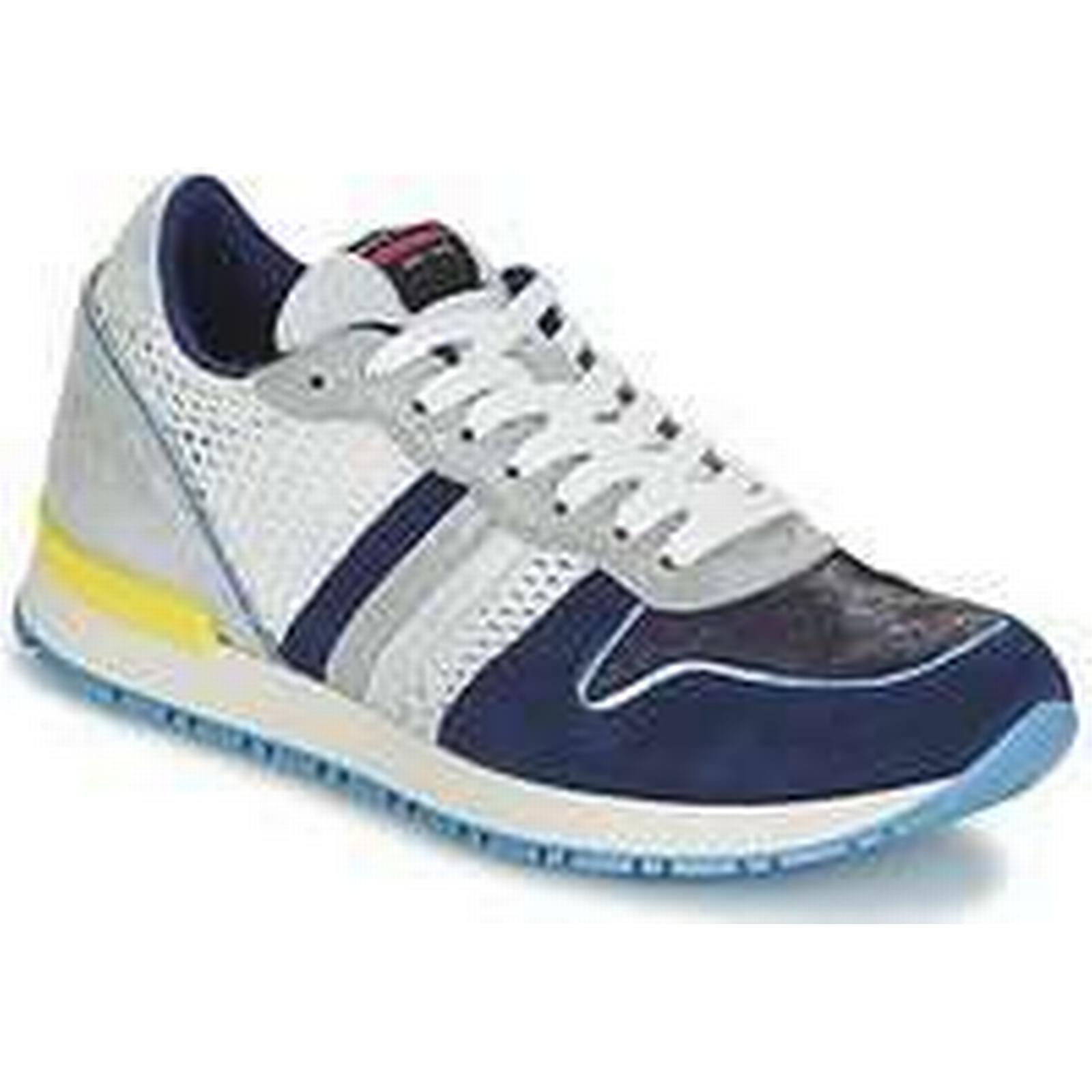 Spartoo.co.uk Serafini LOS ANGELES in women's Shoes (Trainers) in ANGELES Blue 8e9f78