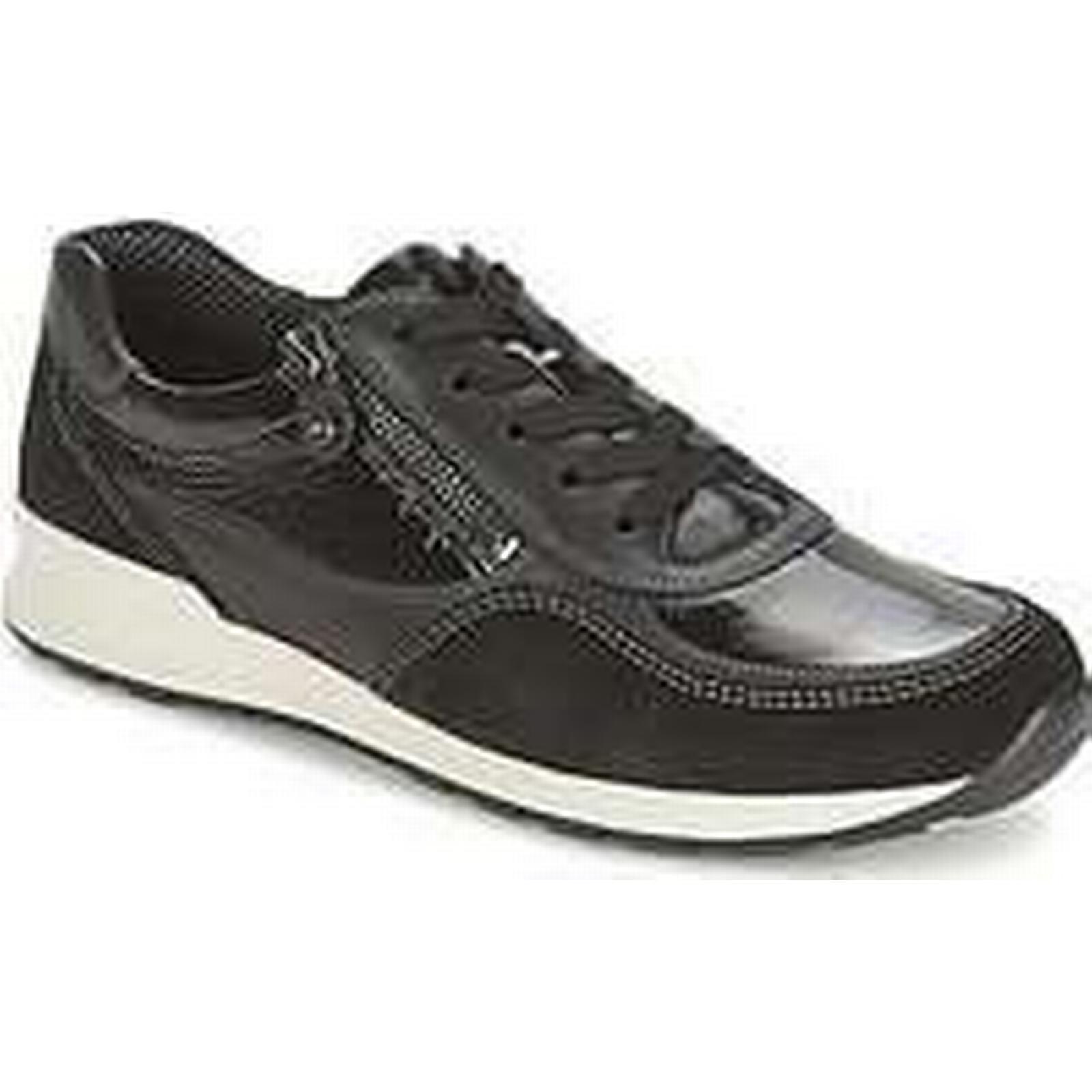 Spartoo.co.uk Ara Shoes CHAGOU women's Shoes Ara (Trainers) in Black 0295b1