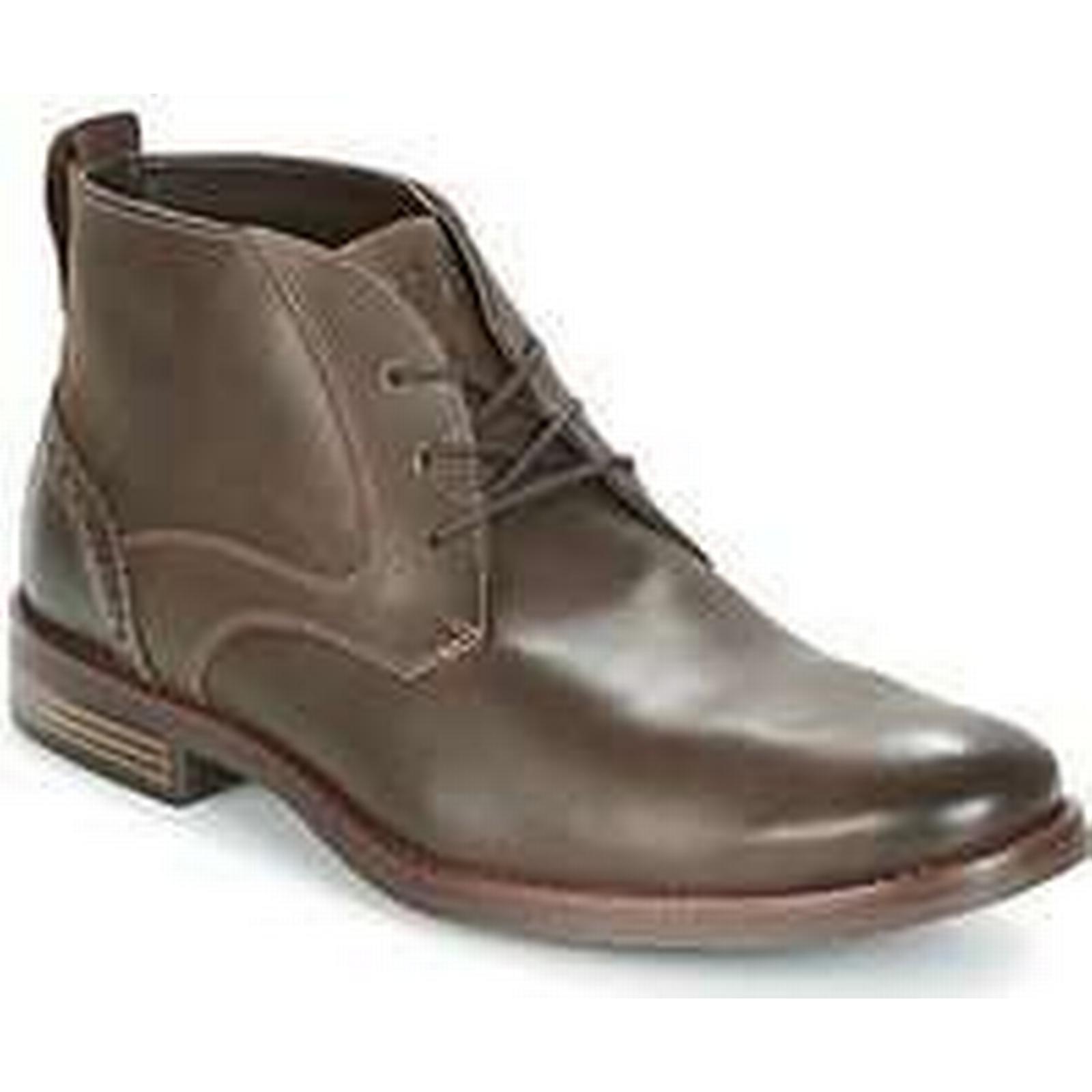 Spartoo.co.uk Rockport WYNSTIN CHUKKA Brown men's Mid Boots in Brown CHUKKA 9a2f9c