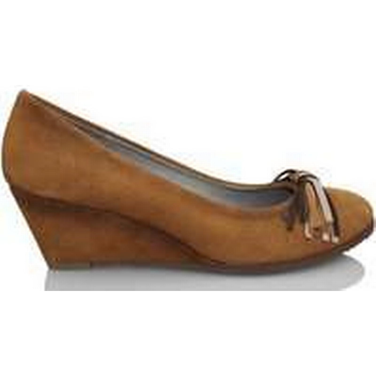 Spartoo.co.uk Court Elia Bruni CROSTA women's Court Spartoo.co.uk Shoes in Brown 492366