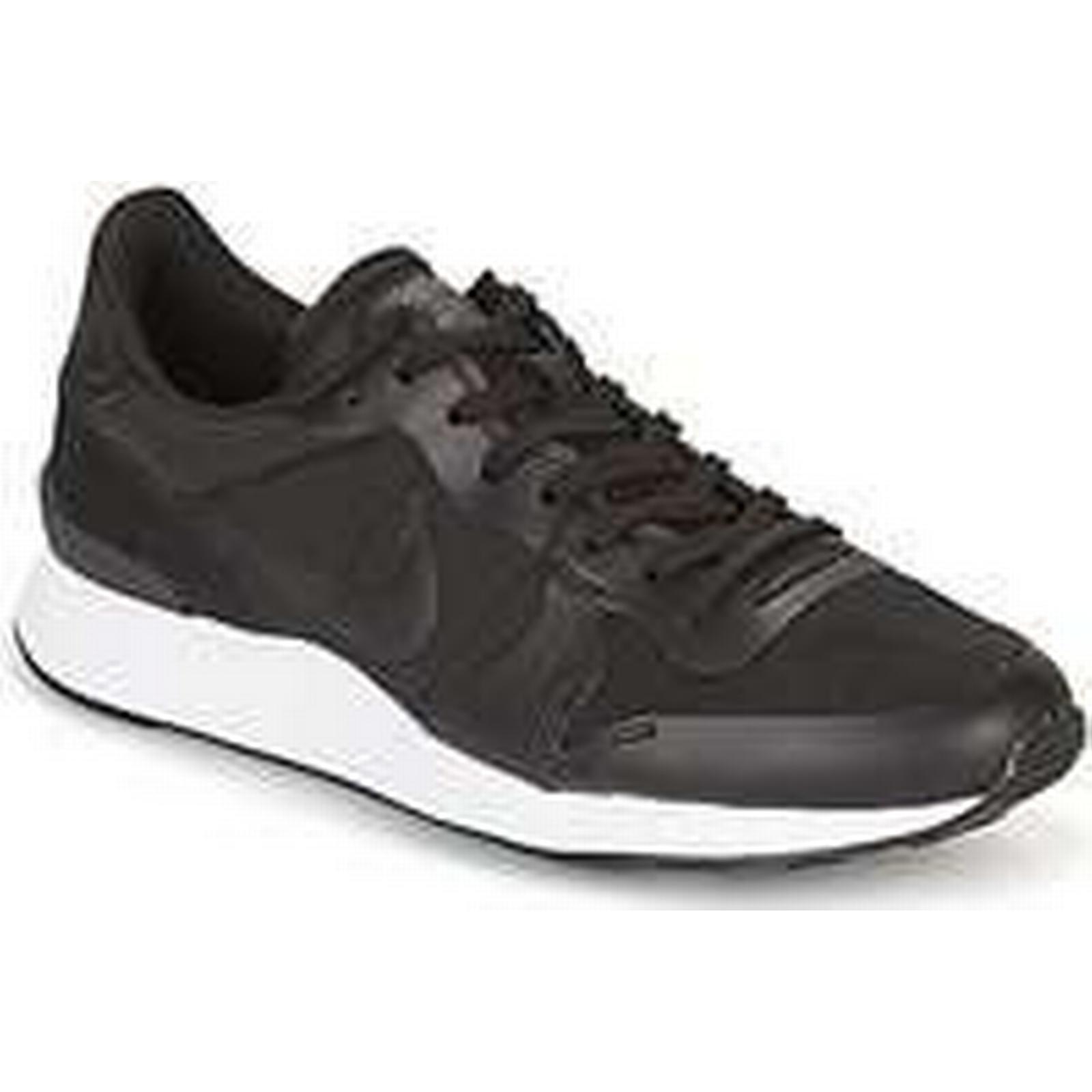 Spartoo.co.uk men's Nike INTERNATIONALIST LT17 men's Spartoo.co.uk Shoes (Trainers) in Black 35b7dd