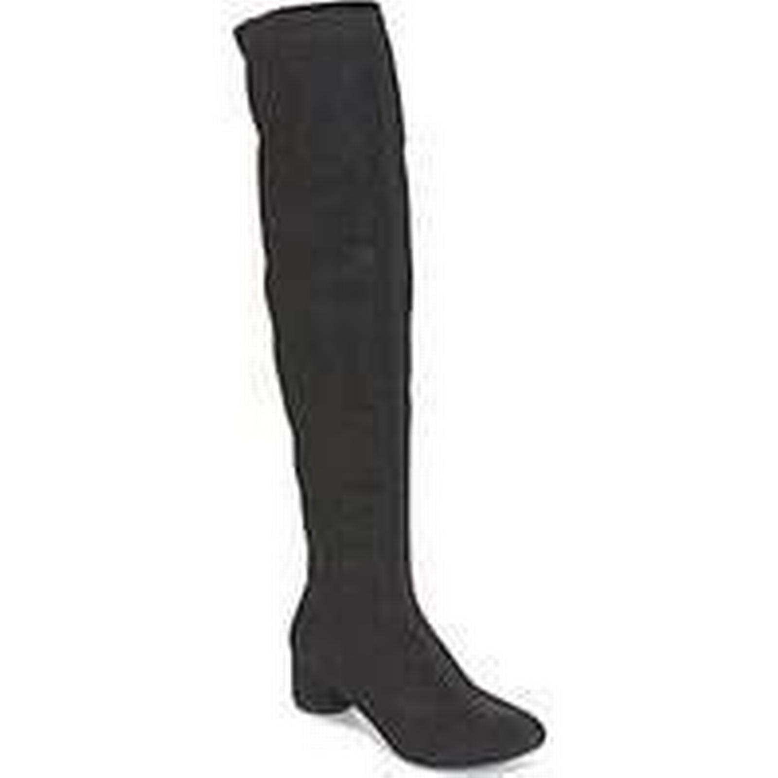 Spartoo.co.uk Lollipops Boots ALASTIC HIGHBOOTS women's High Boots Lollipops in Black 911d52