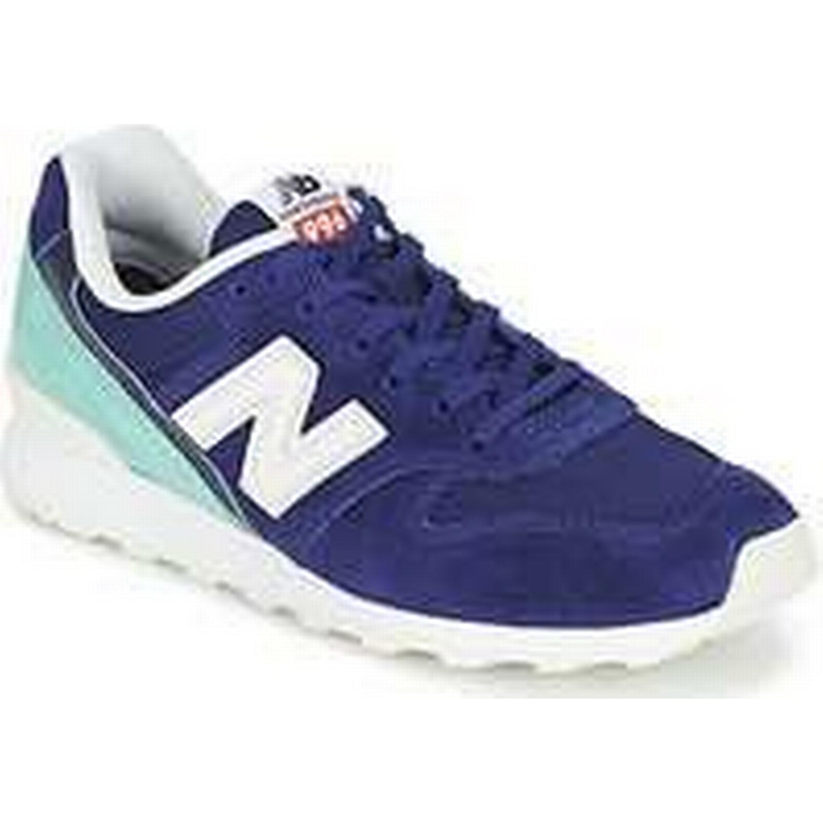Spartoo.co.uk New Balance in WR996 women's Shoes (Trainers) in Balance Blue e2aab6