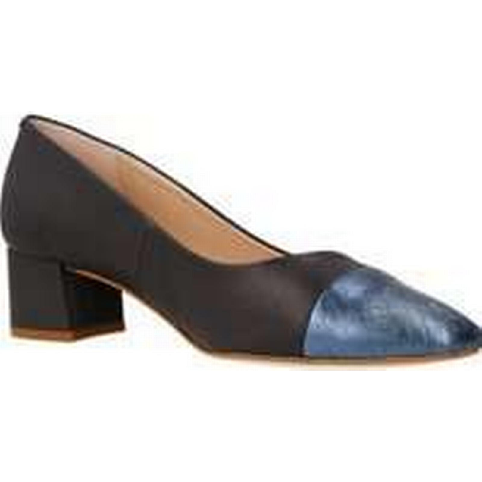 Spartoo.co.uk Mikaela in 17104 women's Court Shoes in Mikaela Blue 412022