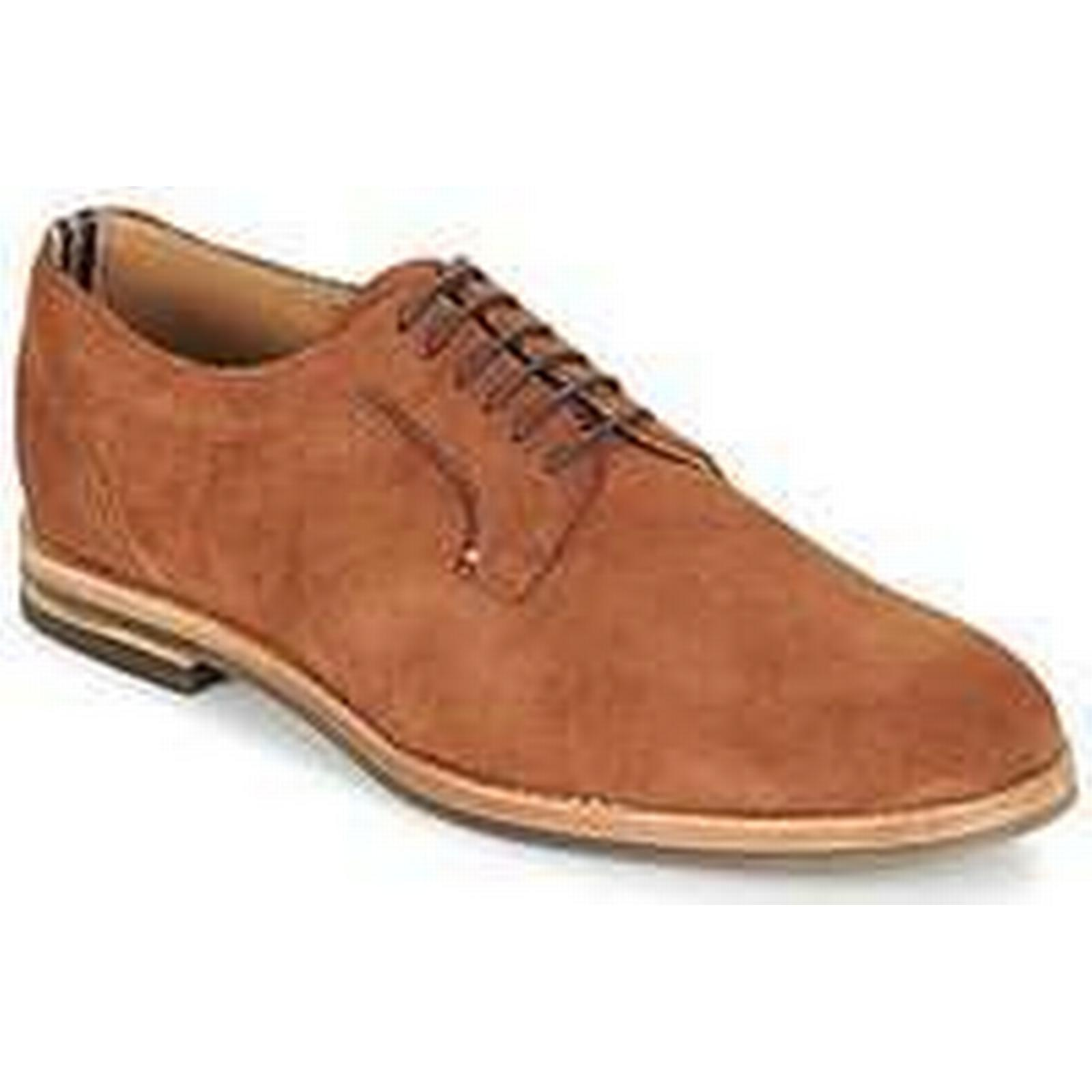 Spartoo.co.uk Hudson in ALBANY men's Casual Shoes in Hudson Brown 070c52