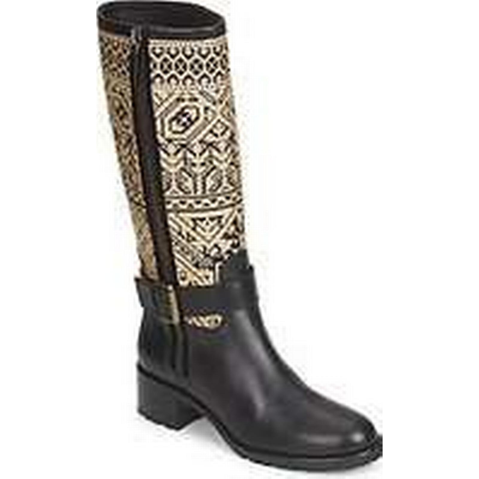 Spartoo.co.uk women's Etro DELIA women's Spartoo.co.uk High Boots in Black 2f26cc