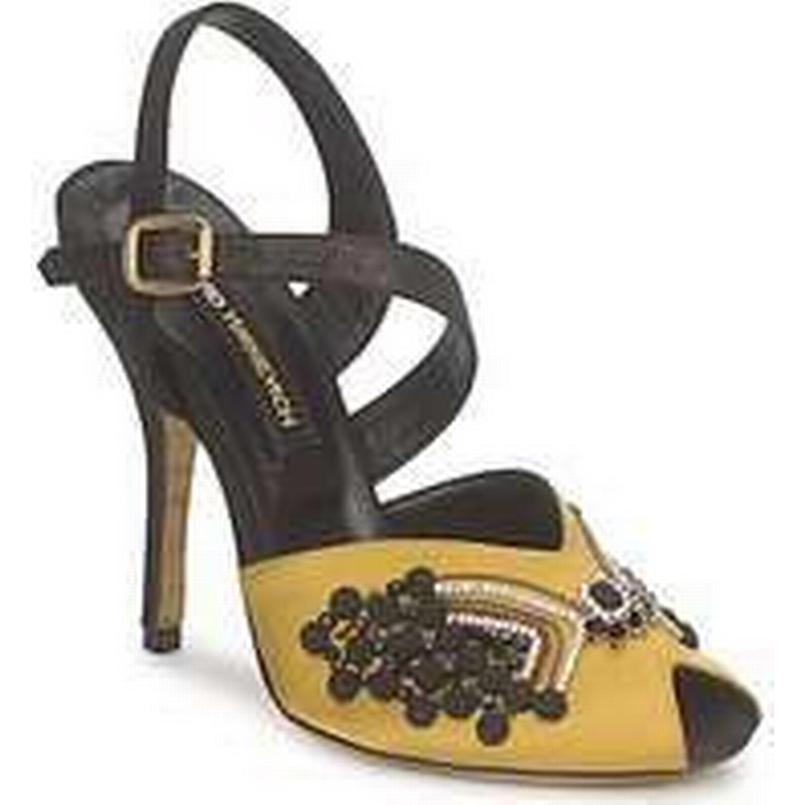 Spartoo.co.uk Gaspard in Yurkievich D12-VAR15 women's Sandals in Gaspard Yellow 08a781