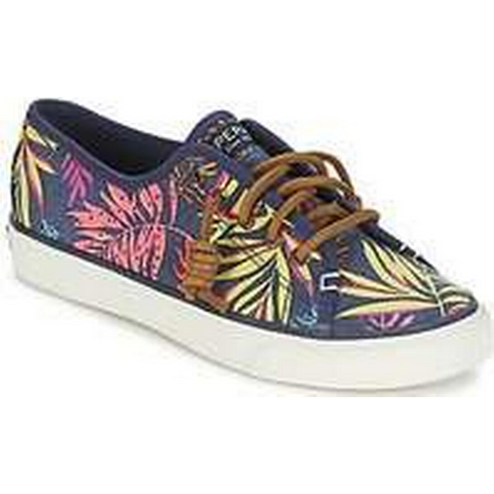 Spartoo.co.uk Sperry Top-Sider SEACOAST SEAWEED PRINT Multicolour women's Shoes (Trainers) in Multicolour PRINT ded95a