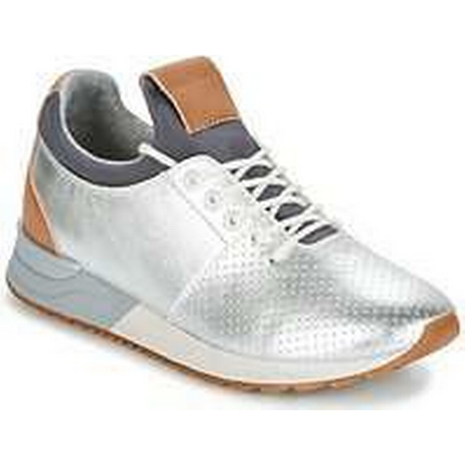 Spartoo.co.uk Marc O'Polo (Trainers) GIRONA 6 women's Shoes (Trainers) O'Polo in Silver 165a7d